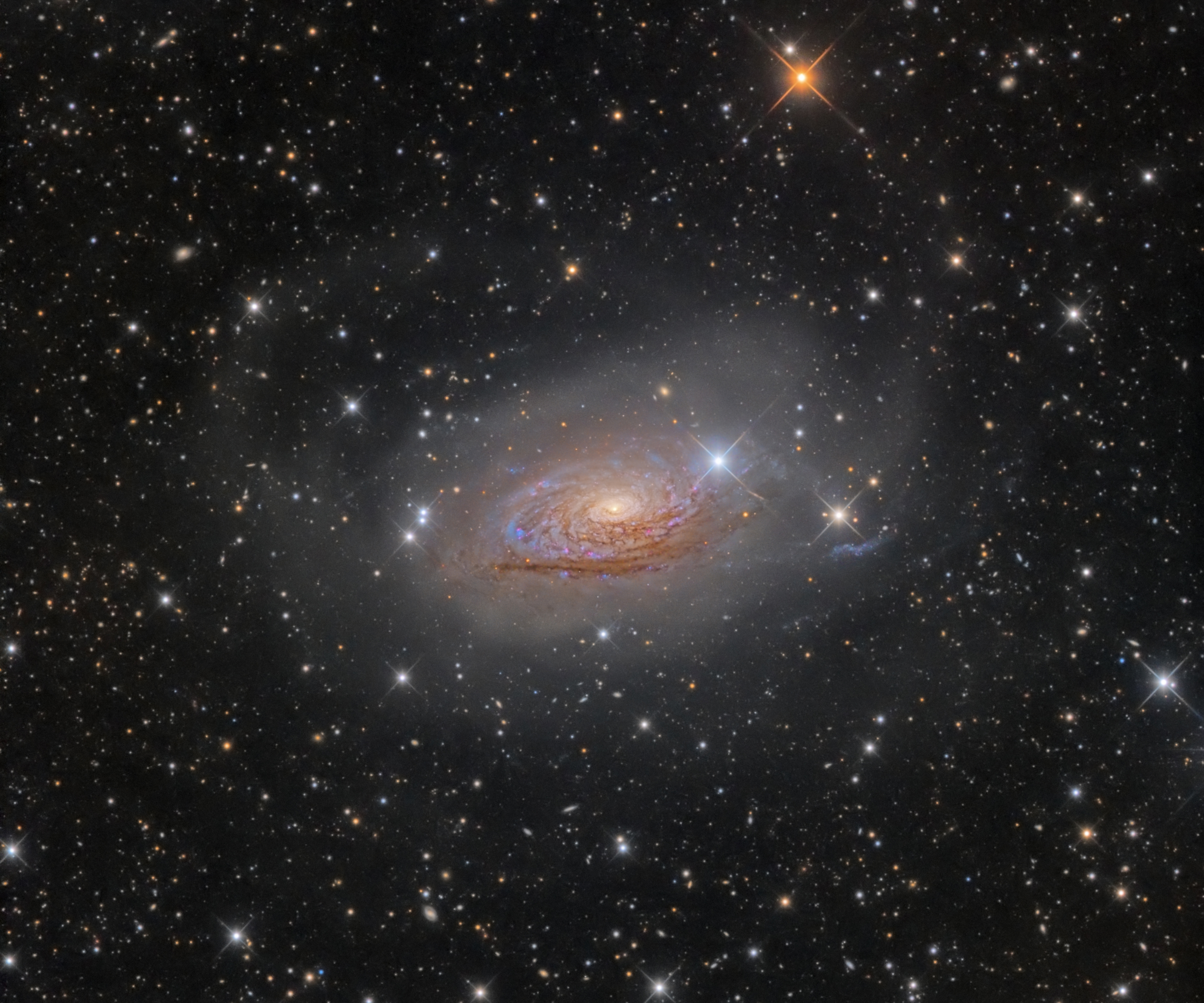 M63: Star Streams and the Sunflower Galaxy.