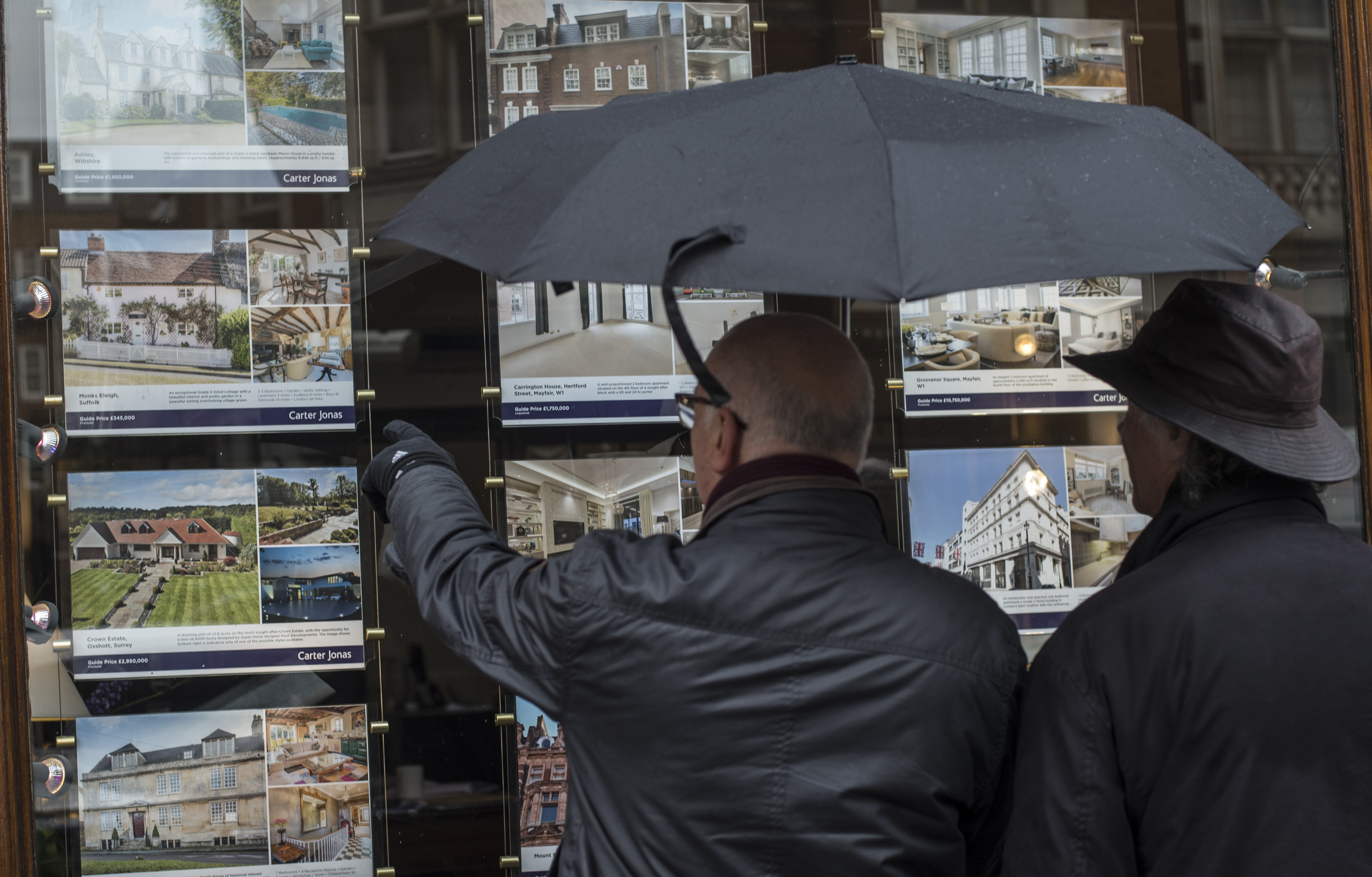 United Kingdom house prices drop 1.2% in September, dragged lower by London - Rightmove