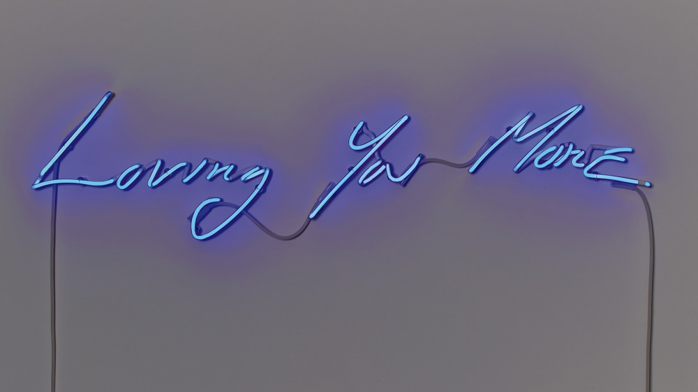 Tracey Emin Loving You More (2015) (Sotheby's)