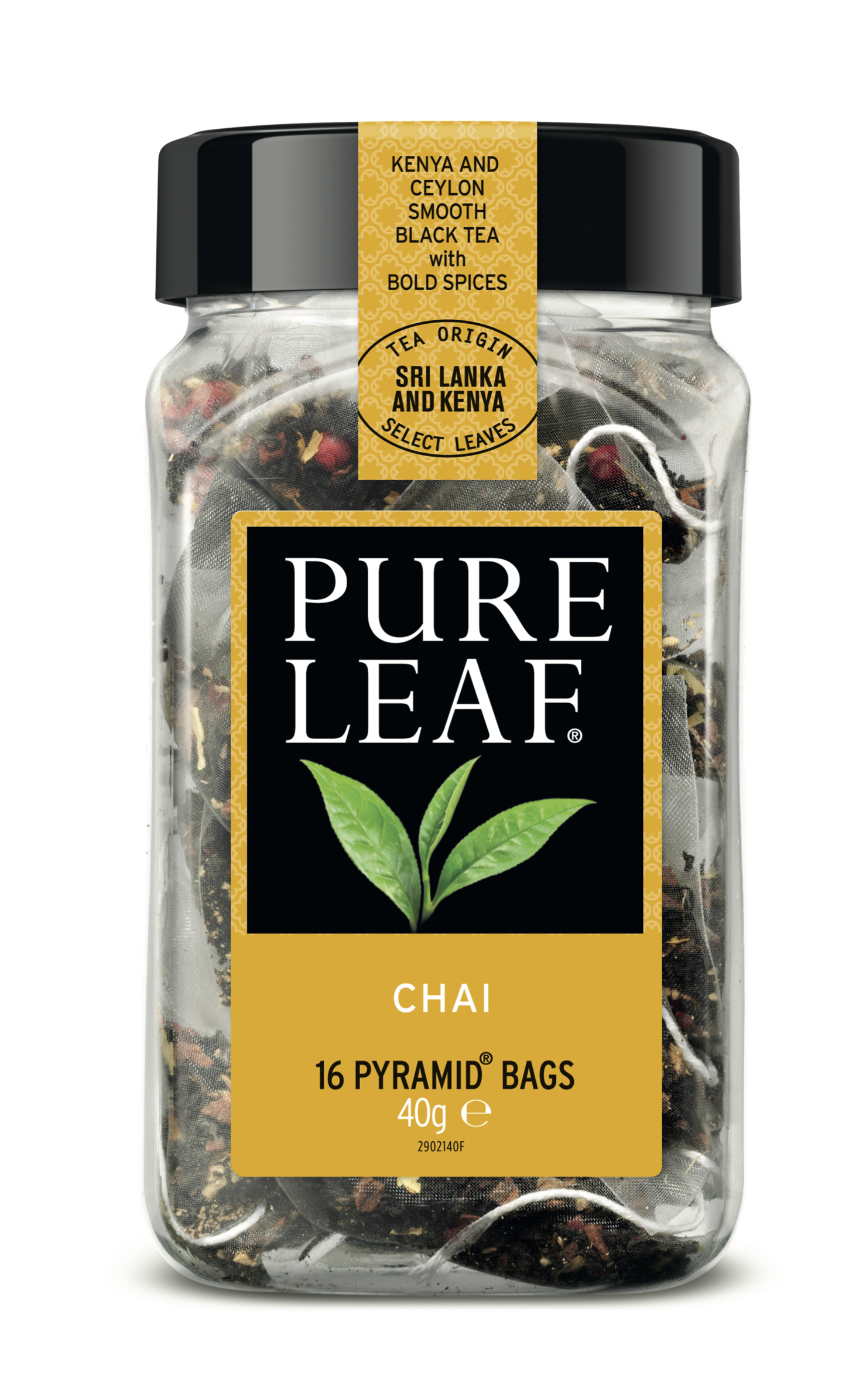 Pure Leaf Chai Tea, RRP £3.99 for tub of 16 bags (Pure Leaf/PA)