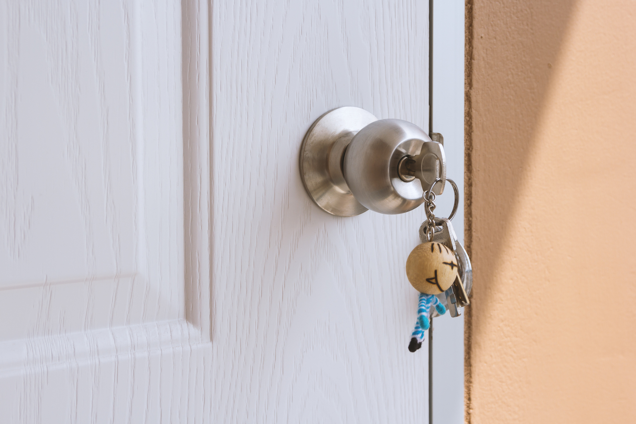 Keys in a door (Thinkstock/PA)