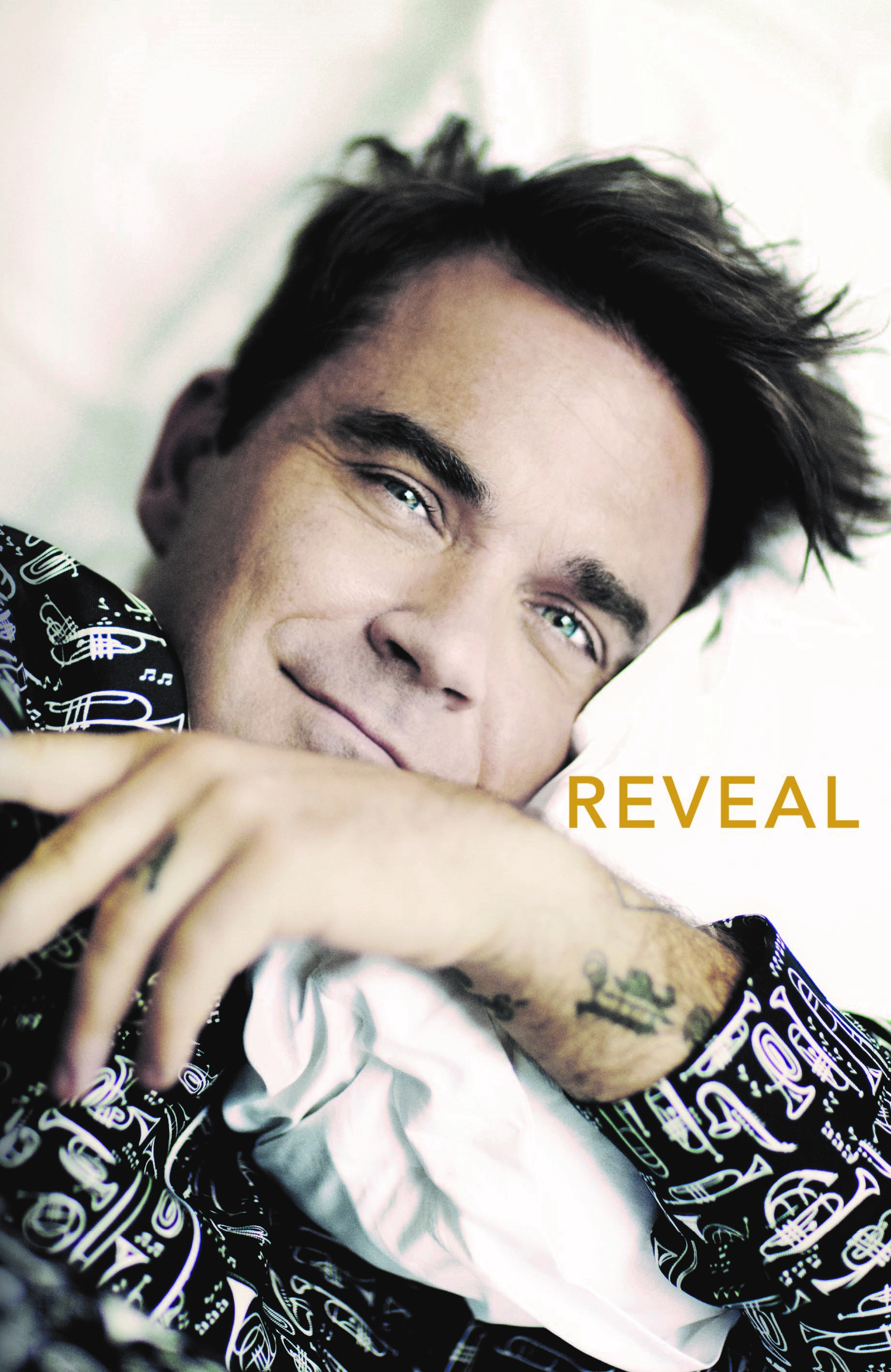 Robbie Williams' biography
