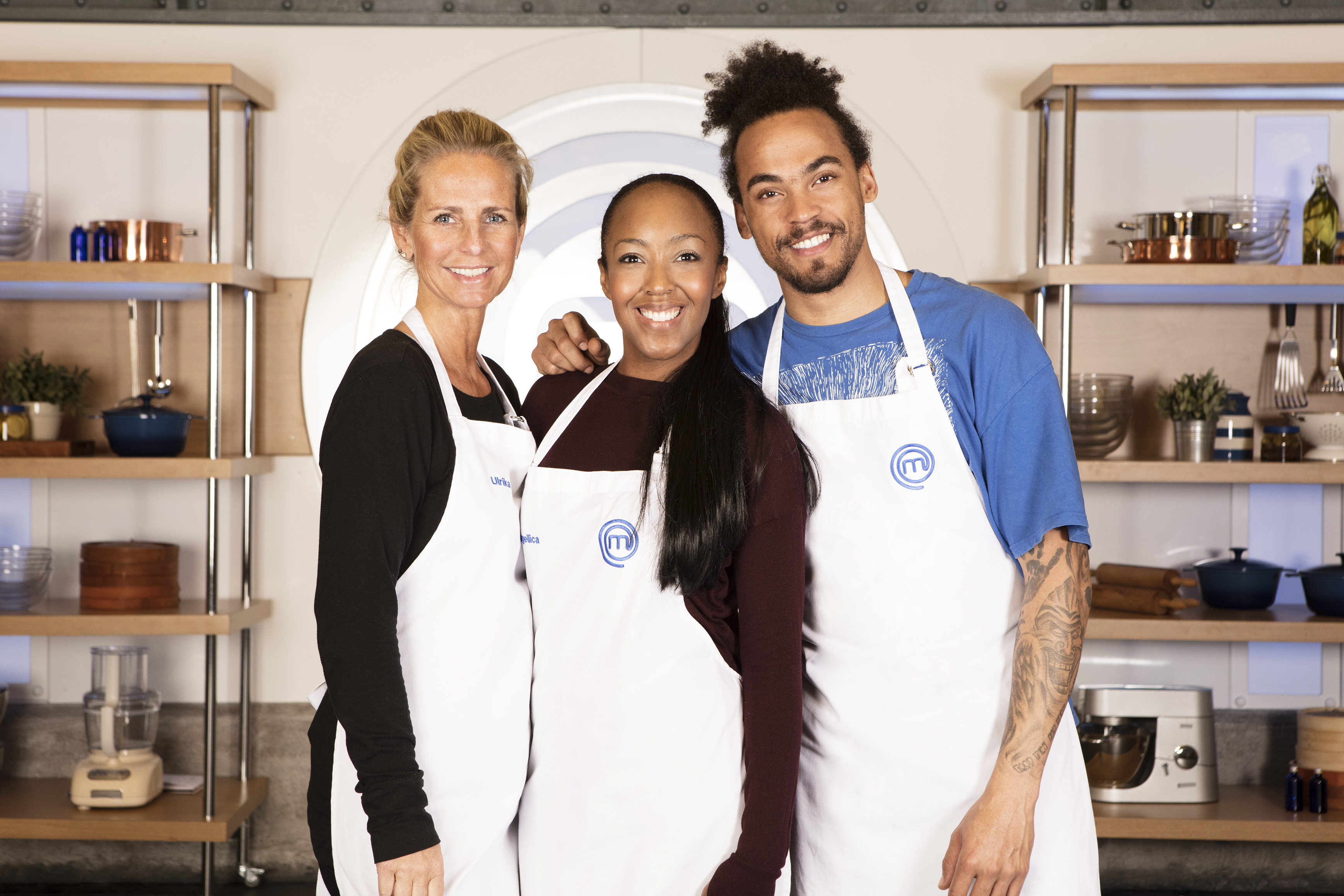 Who is cooking against who in Celebrity MasterChef ...