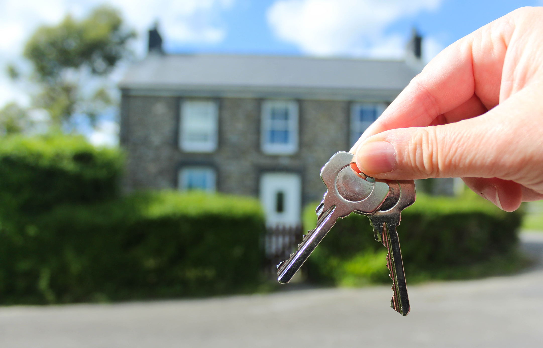 Keys to a new home (Thinkstock/PA)