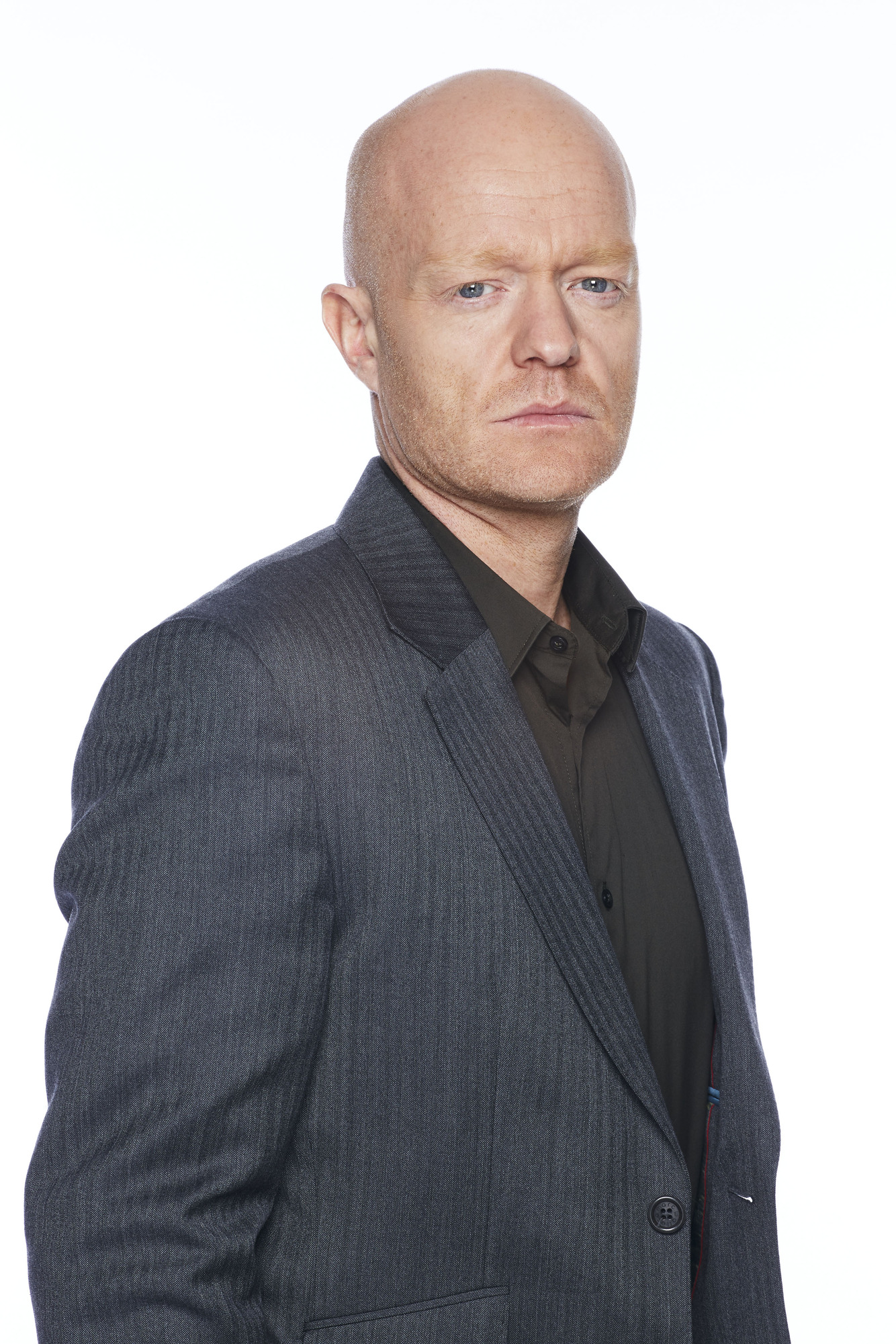 Max Branning played by Jake Wood (Nicky Johnston)