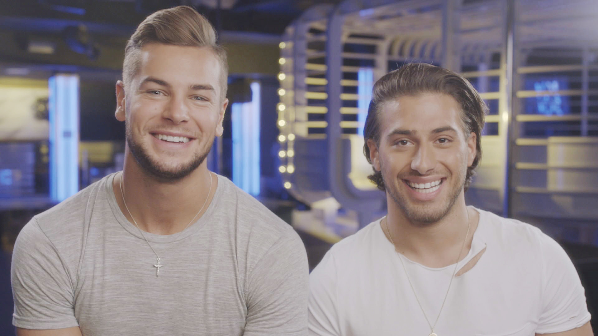 Chris Hughes and Kem Cetinay