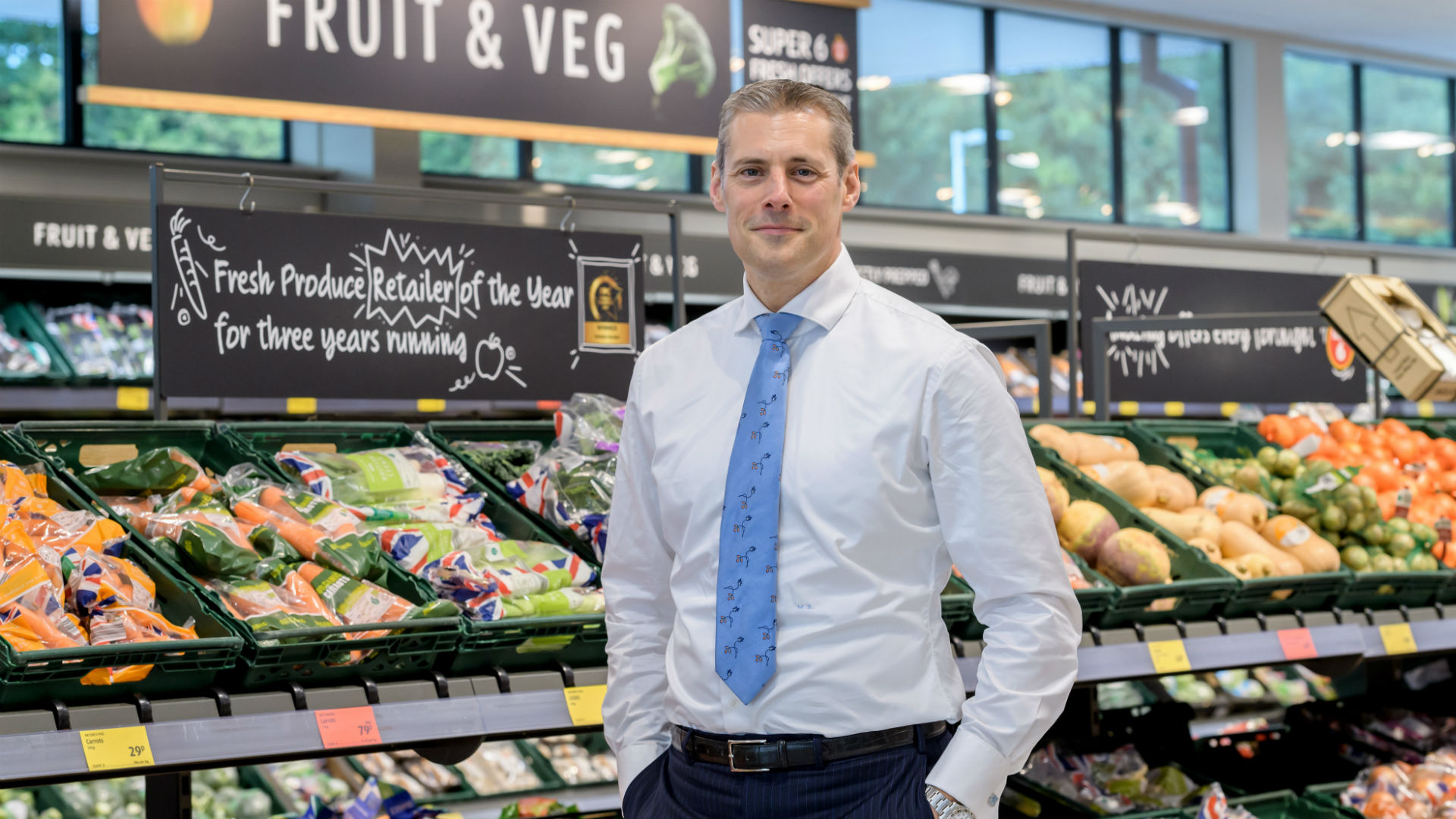Leaner Aldi is 'stronger than ever' despite drop in profits