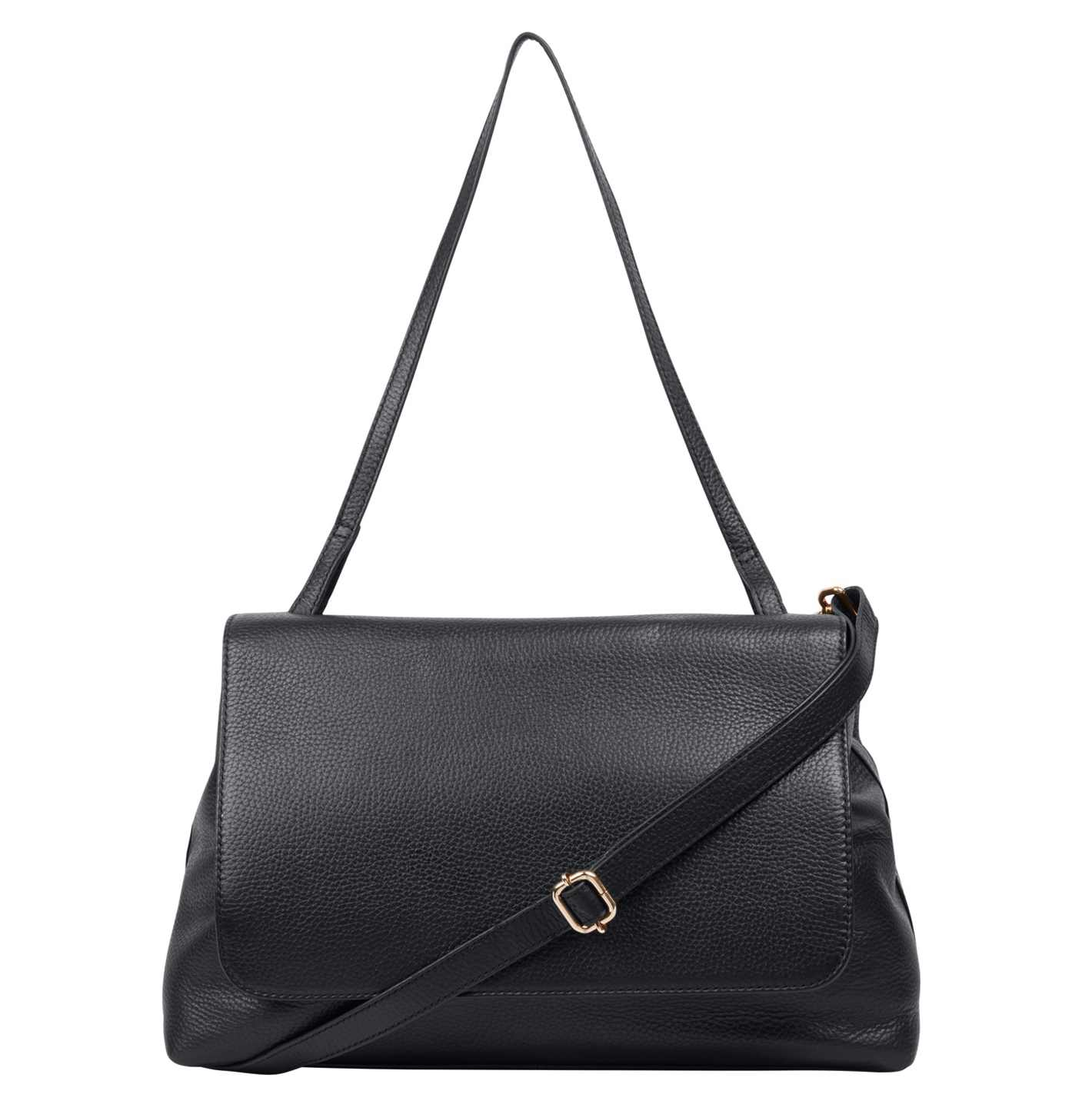 Hush Emilie Black Bag