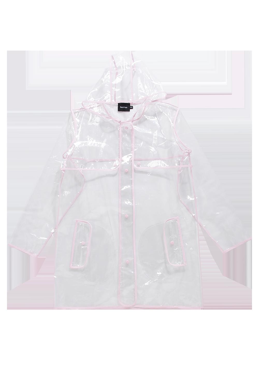 Boohoo raincoat