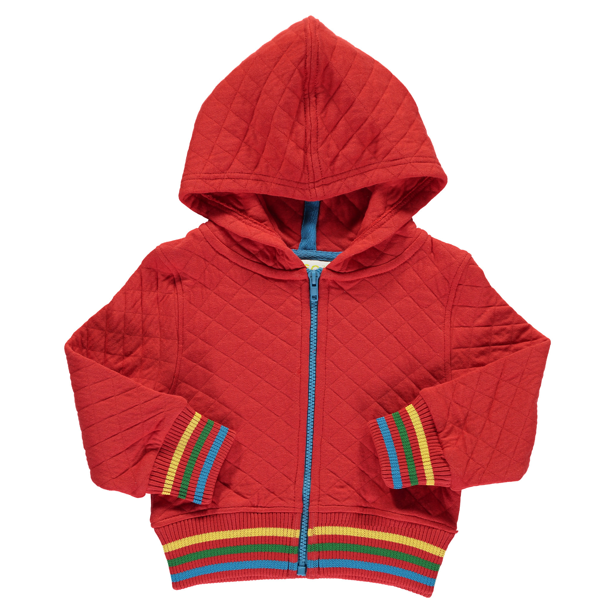 Five Boys Clothing Quilted Hoody