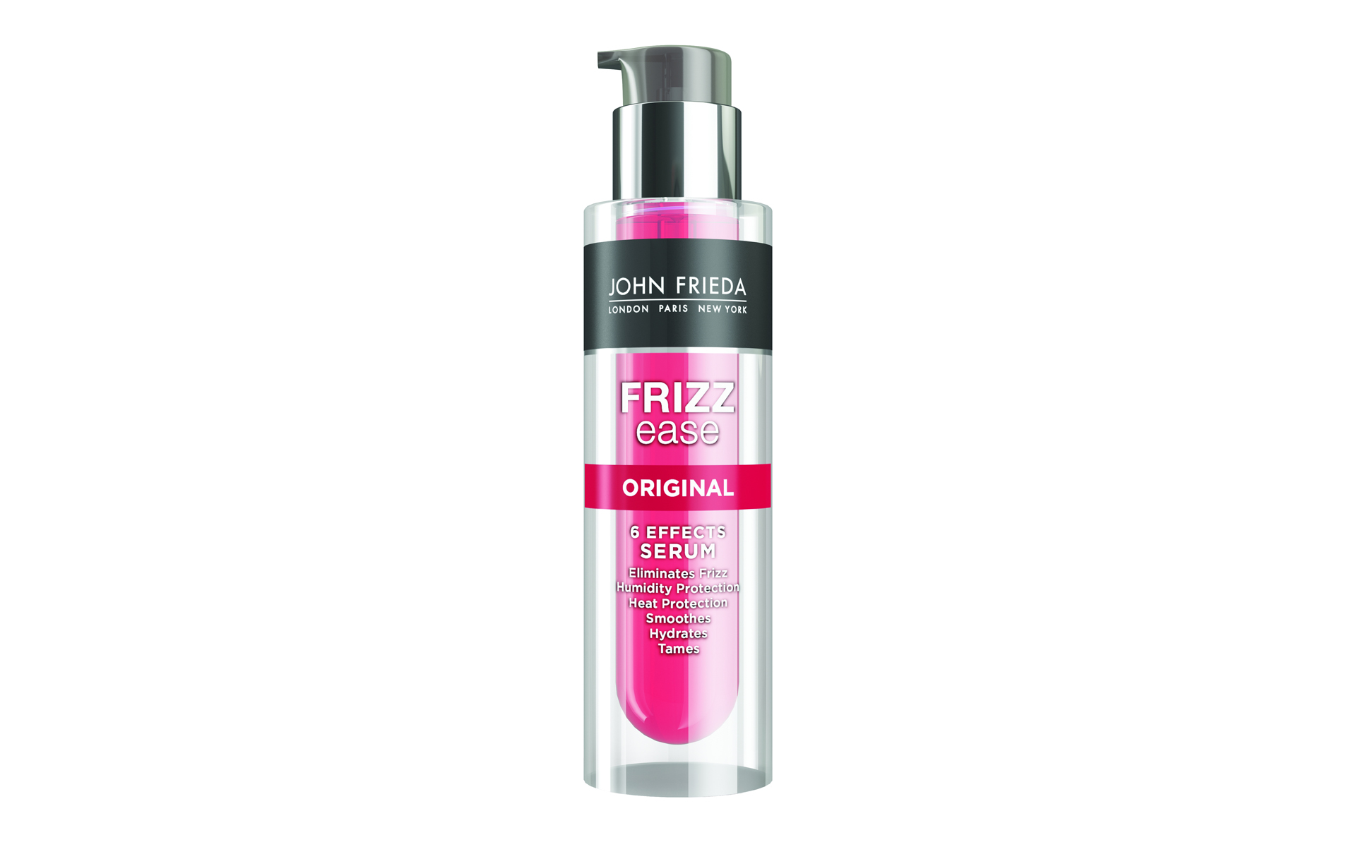 Frizz Ease Original Serum, £6.99, Superdrug (Frizz Ease/PA)