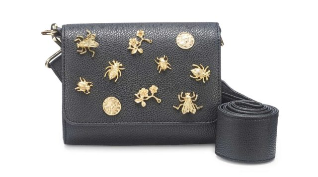 SimplyBe Across Body Bag with Studs, £35 (SimplyBe/PA)
