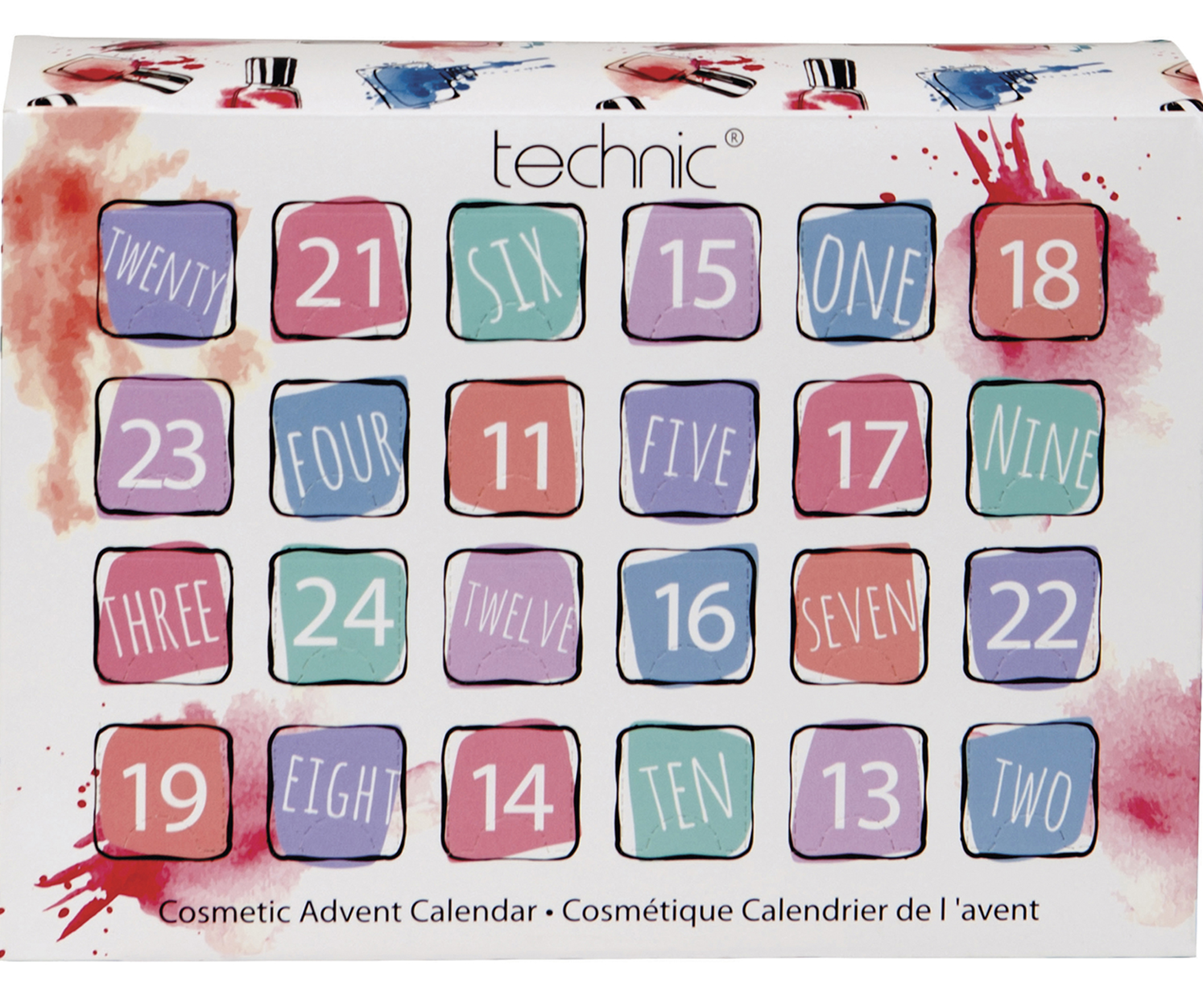 Mini Nails Advent Calendar at JD Williams