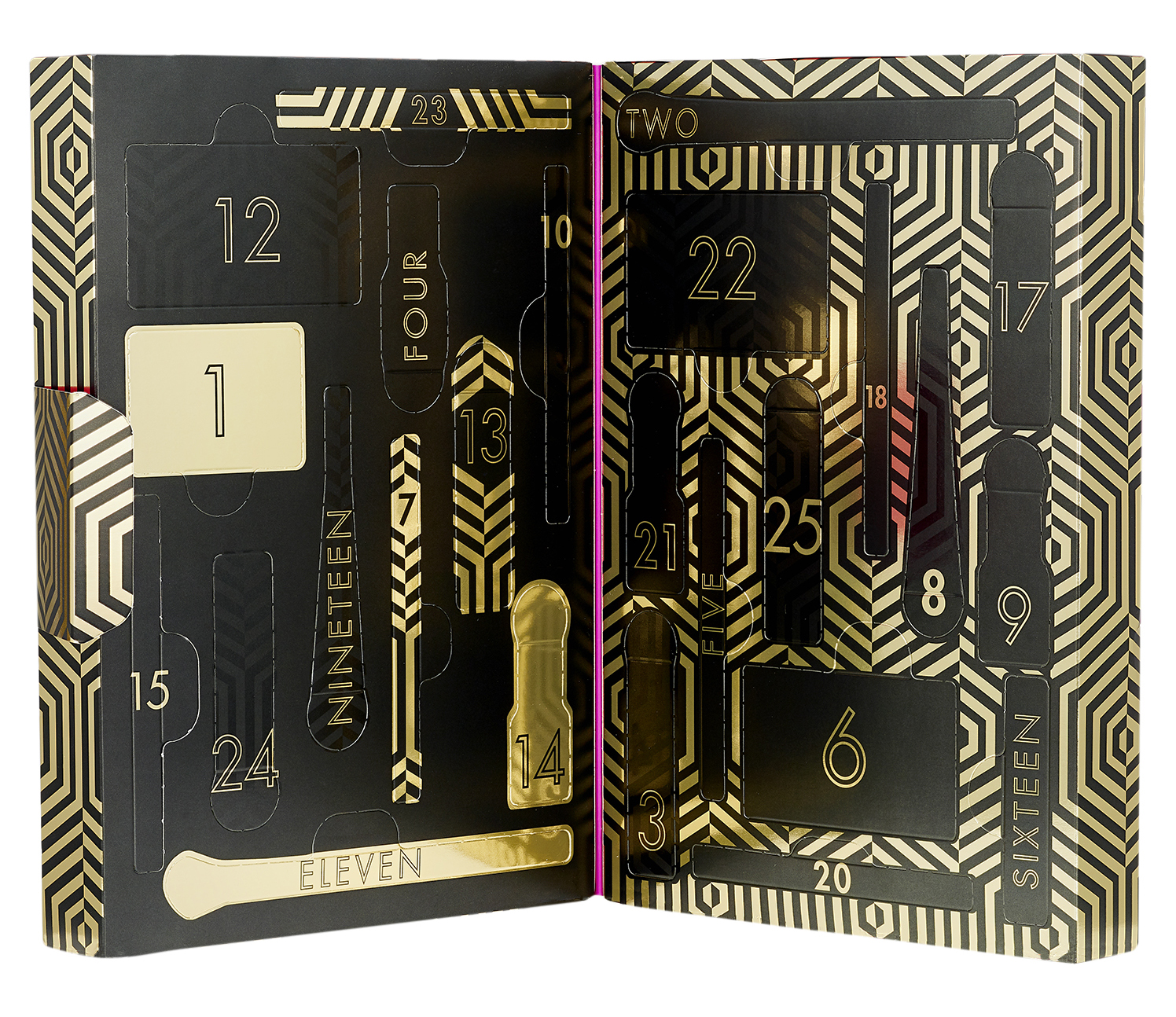 Sleek Make-Up Advent Calendar
