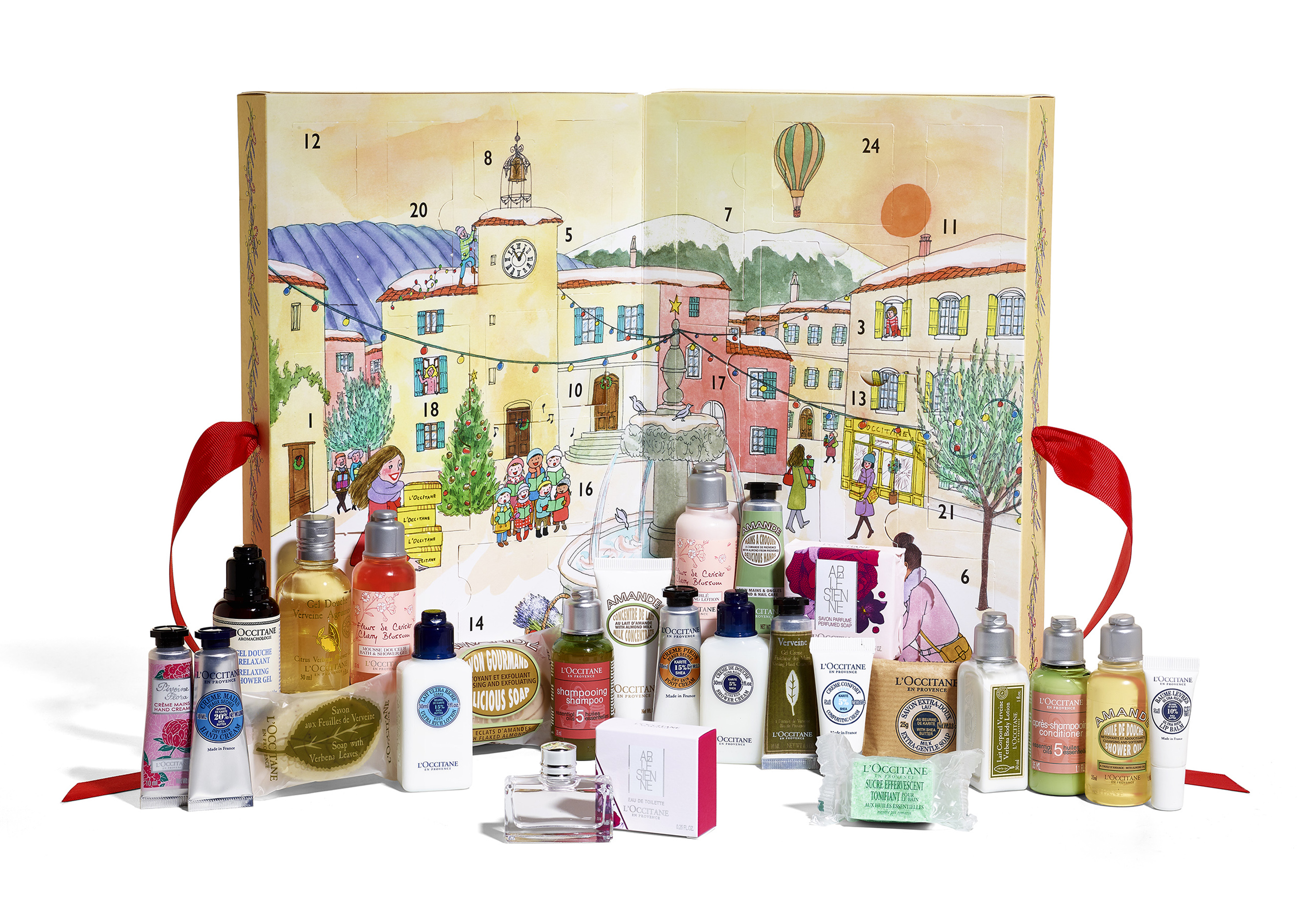 Photo of L'Occitane's Classic Advent Calendar