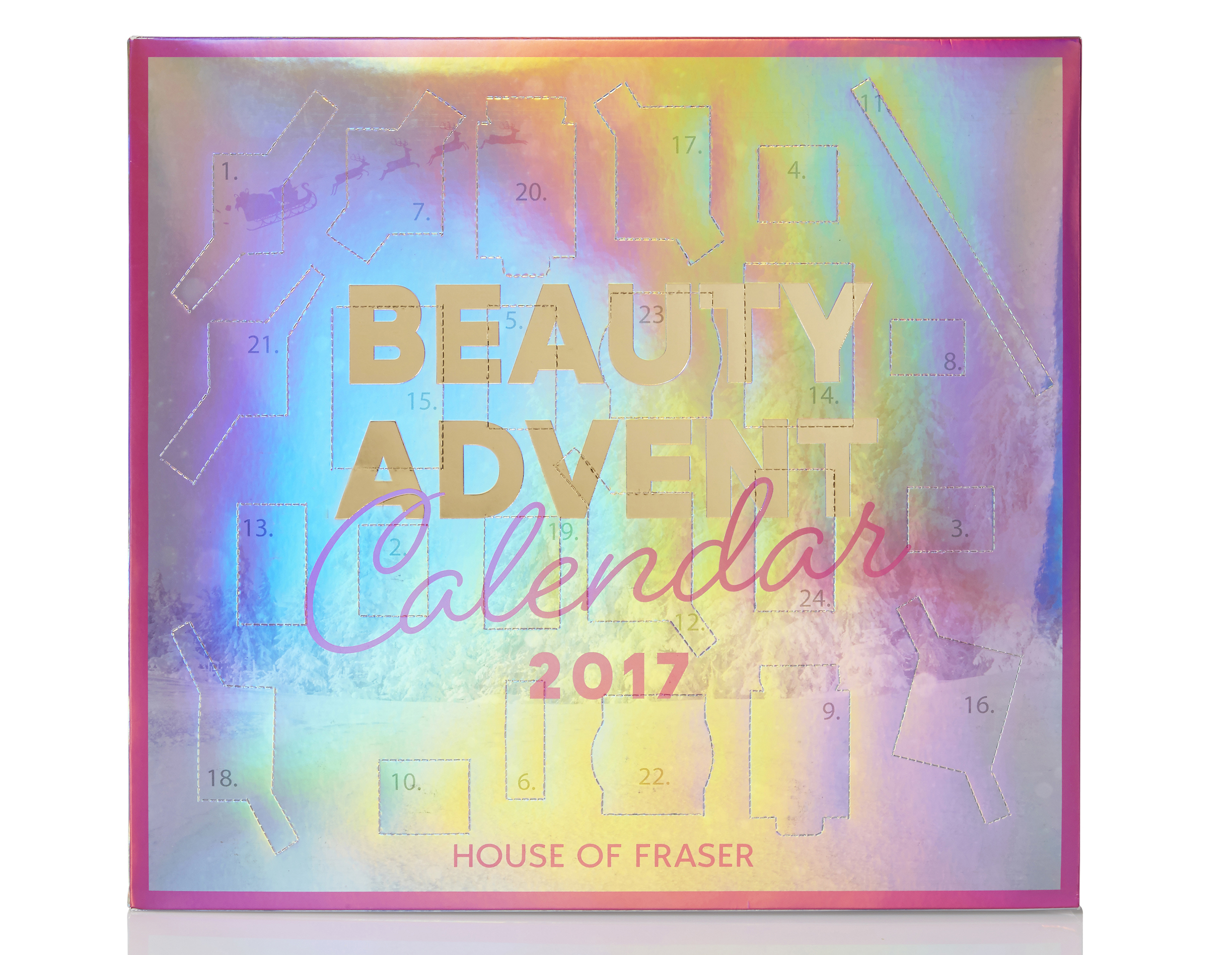 hoto of House of Fraser Beauty Advent Calendar