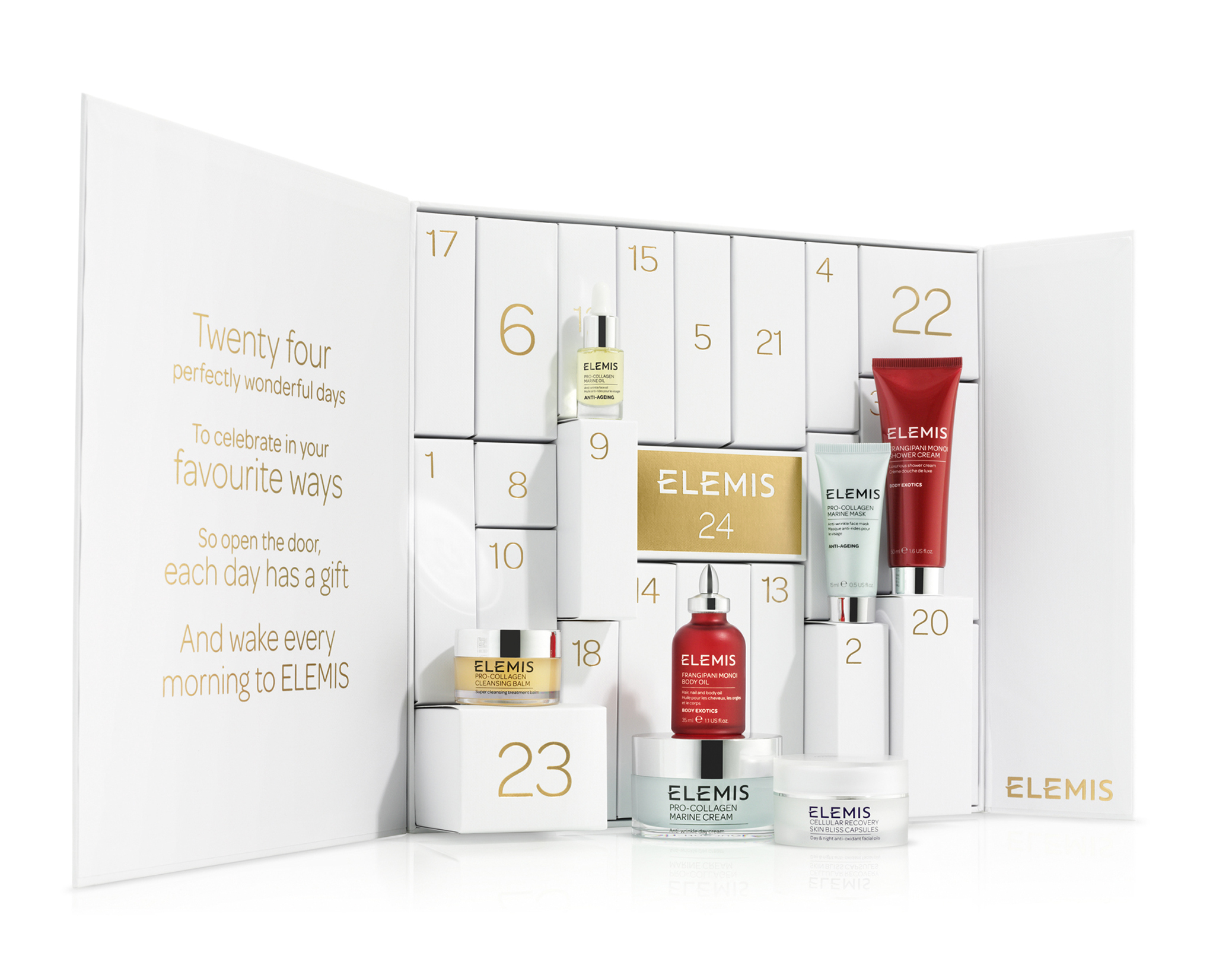 Photo of Countdown to Radiant Skin Advent Calendar