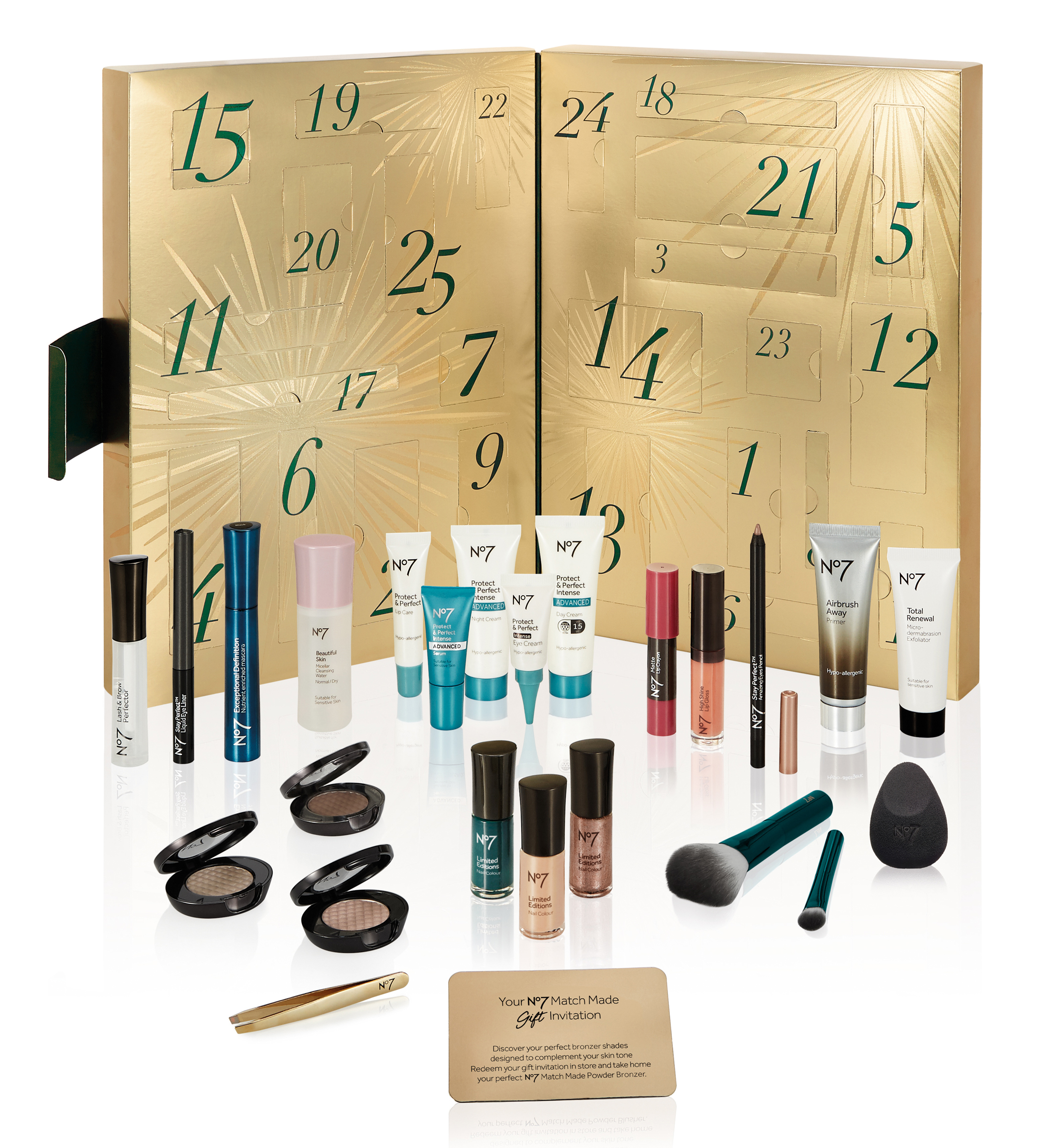 Photo of No7 Beauty Advent Calendar