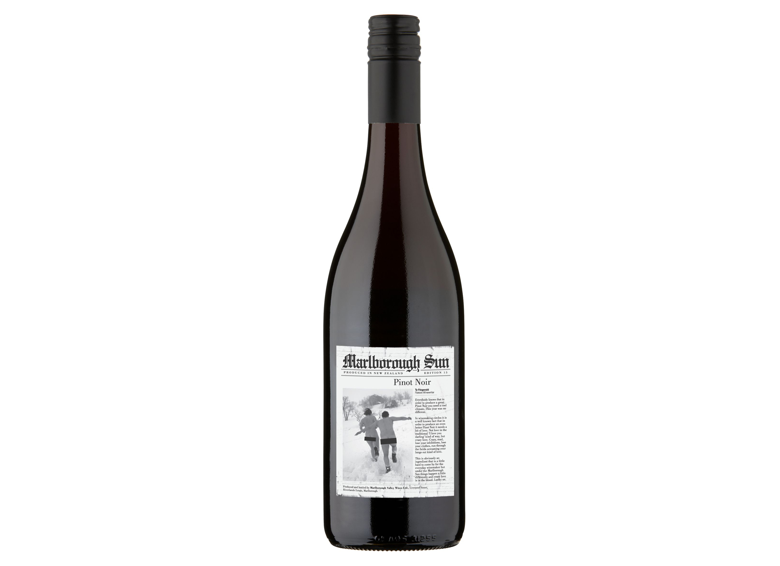 Marlborough Sun Pinot Noir, NZ