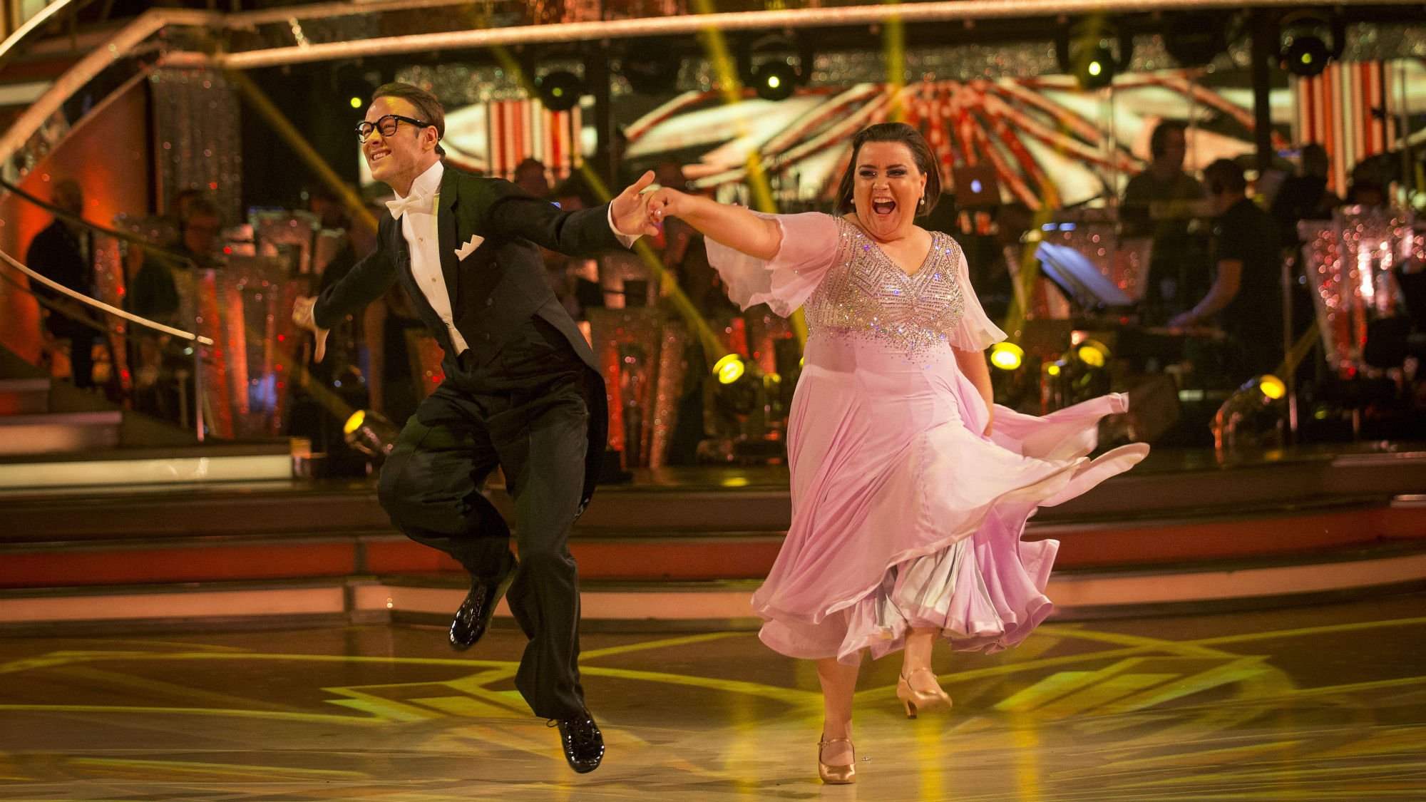 Susan Calman Bottoms Out On Strictly