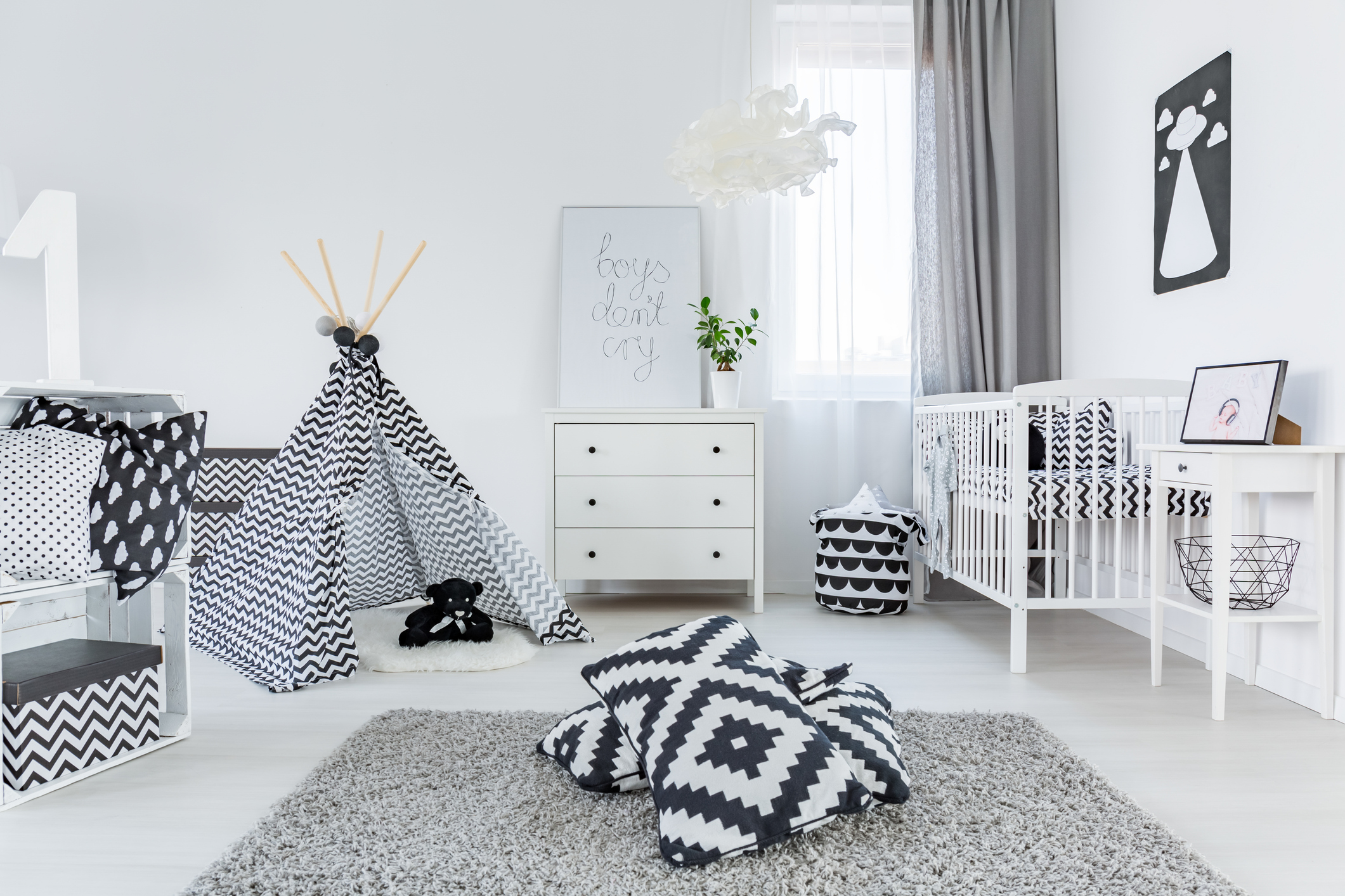 Generic picture of a child's nursery (Thinkstock/PA)