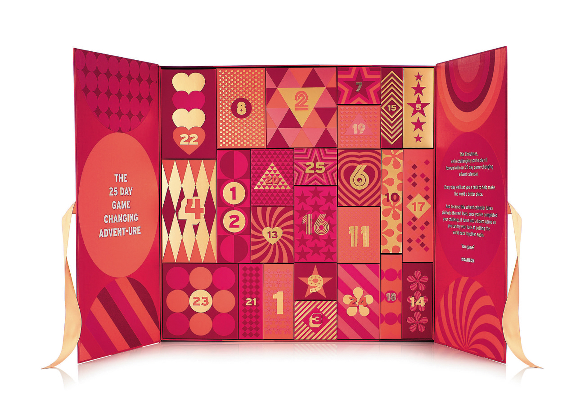 The Body Shop's Ultimate Advent Calendar