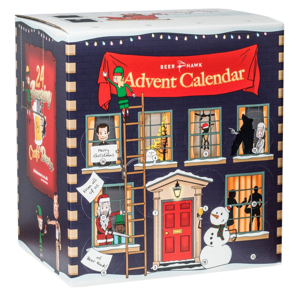 The Beer Hawk Advent Calendar