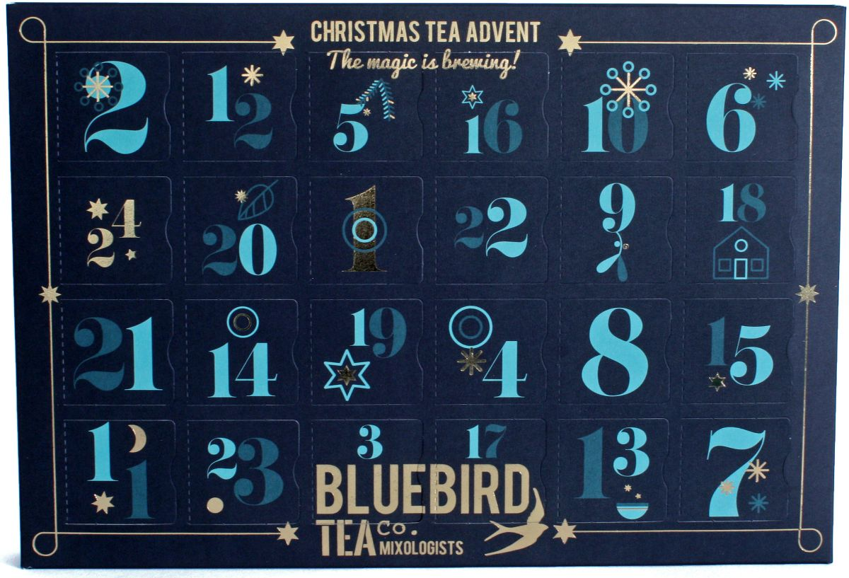 Bluebird Tea Co. Advent Calendar
