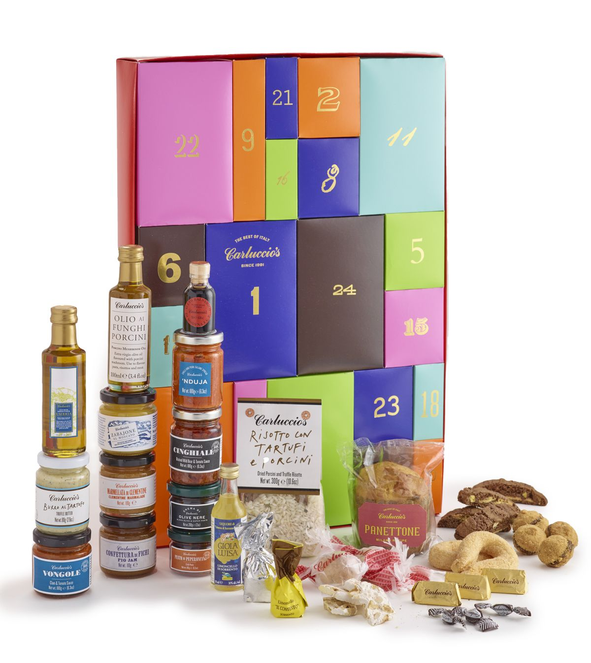 Limited Edition Carluccio's Advent Calendar