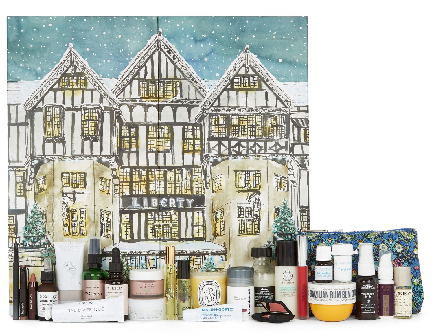 Liberty's Beauty Advent Calendar 2017