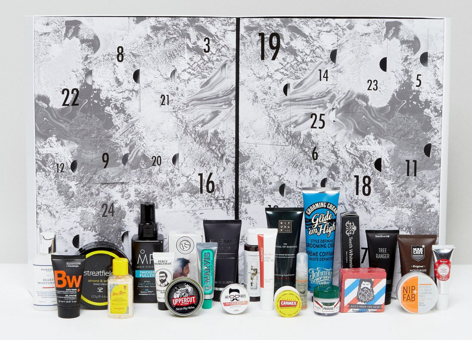 The ASOS Grooming Calendar