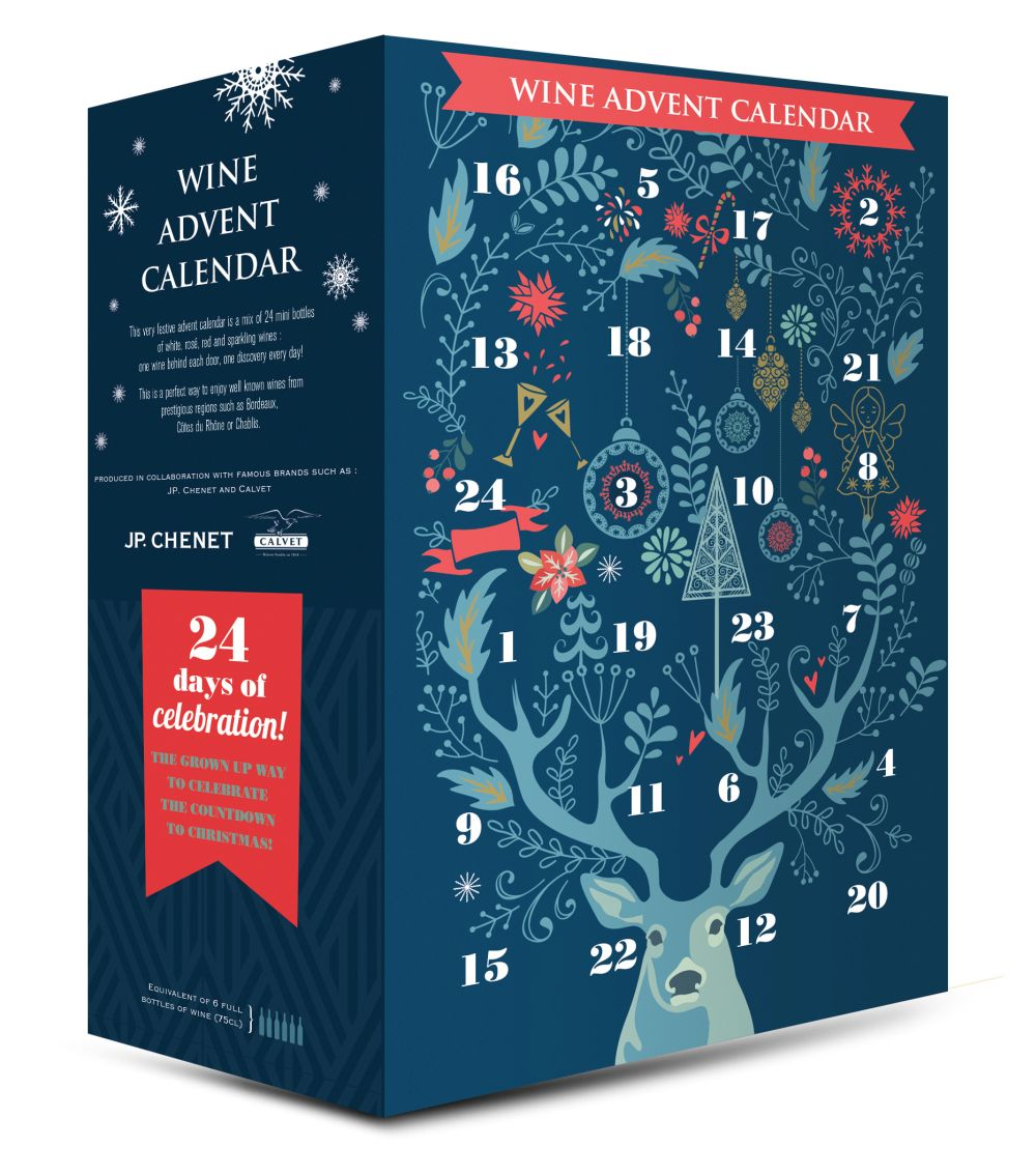 The Wine Calendar, ALdi