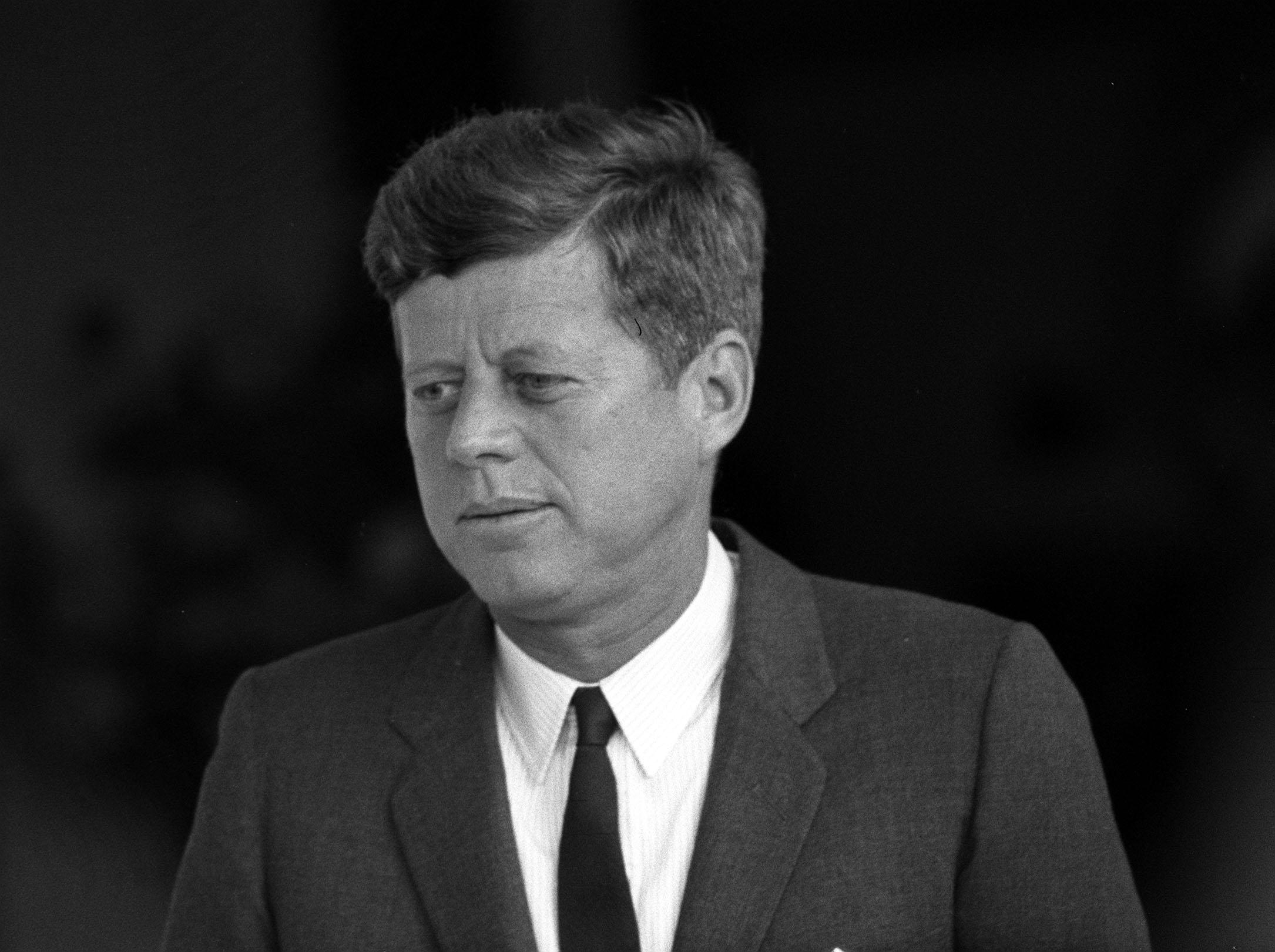 President Donald Trump withholds release of some JFK assassination documents