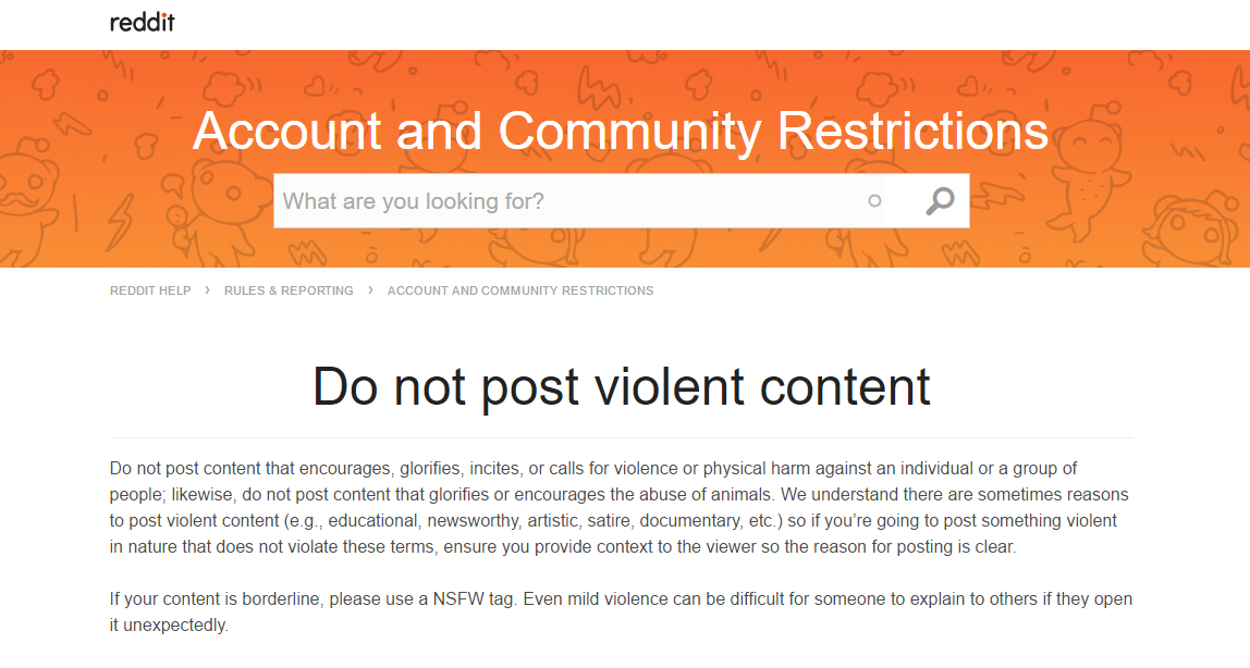 Reddit bans Nazi subreddits after policy change