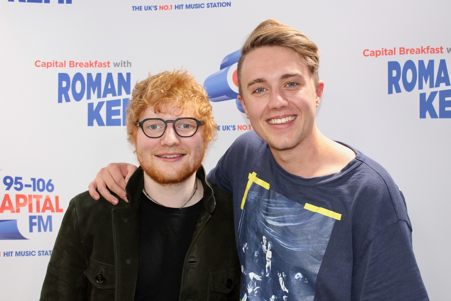 Sheeran approves of Swift's new man