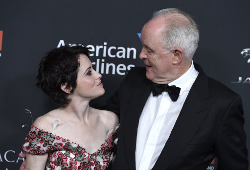 Claire Foy John Lithgow