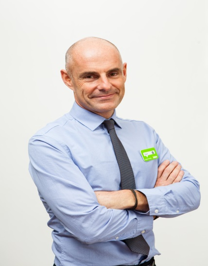 Roger Burnley to take Asda helm in New Year