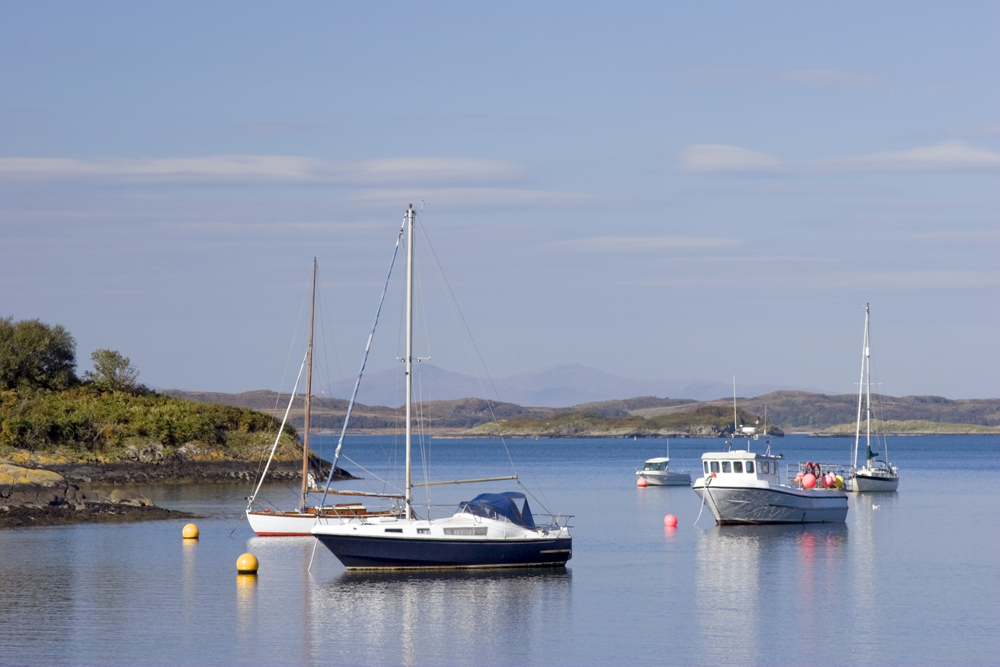 Crinan Harbour. (Thinkstock/PA)