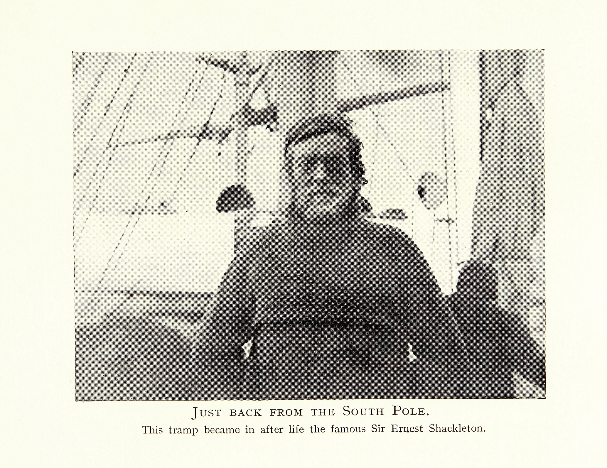 Sir Ernest Shackleton (Sotheby's)
