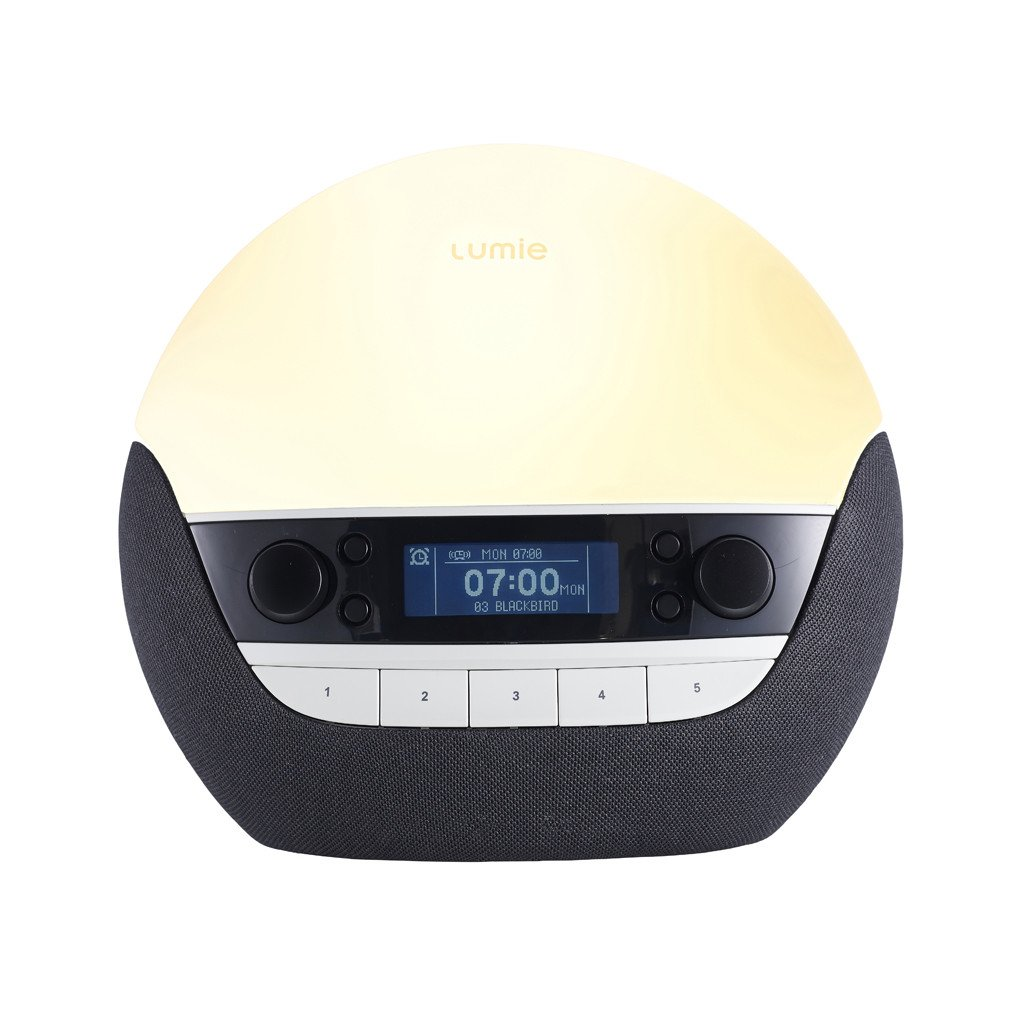 Lumie's Bodyclock 700 lamp (Lumie/PA)