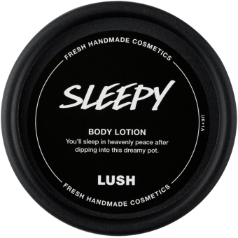 Lush Sleepy body lotion (Lush/PA)