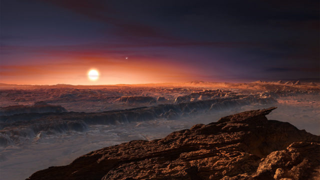 We've just found a nearby exoplanet that could be right for life