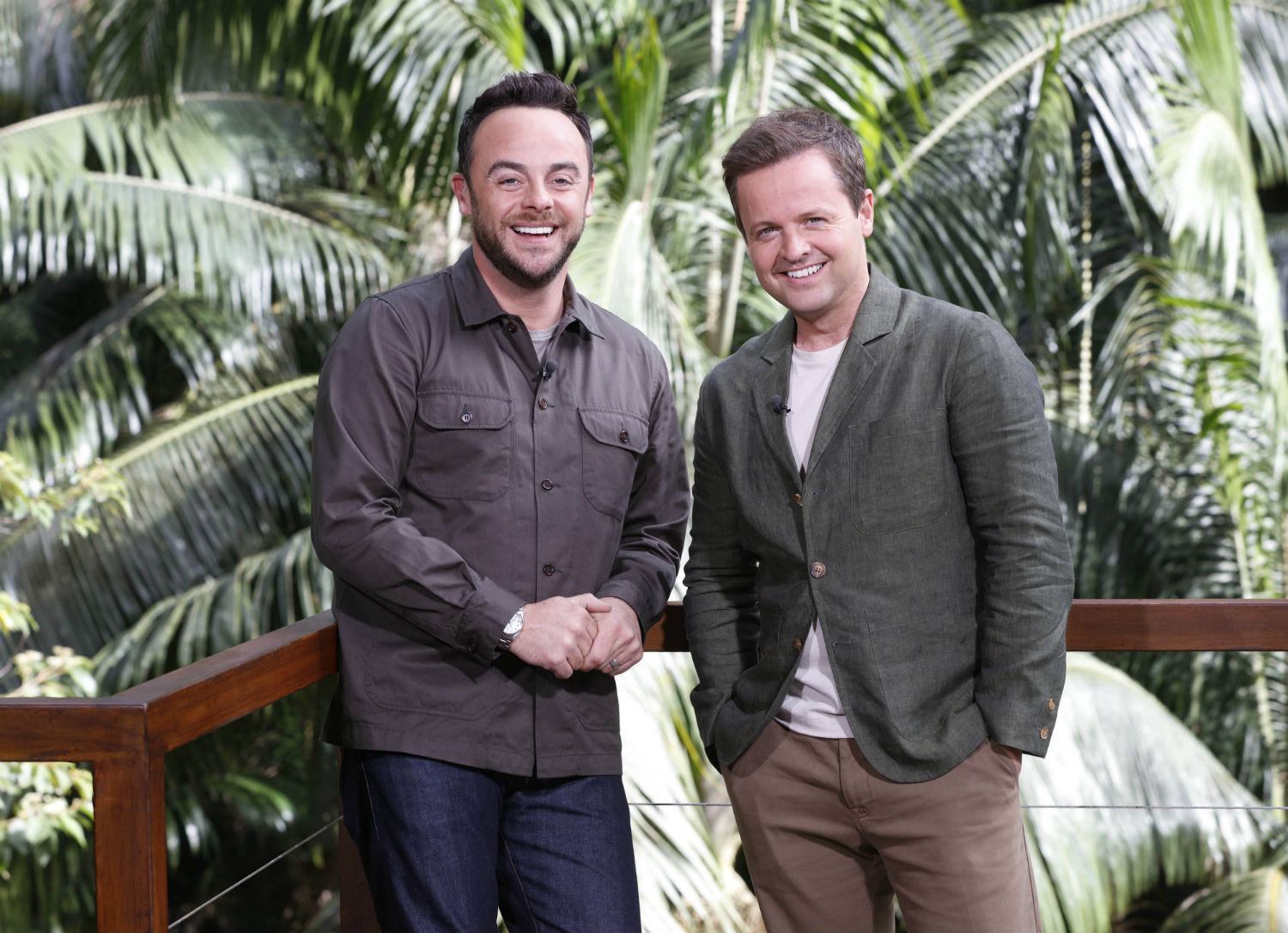 This first glimpse at tonight's I'm A Celeb has arrived