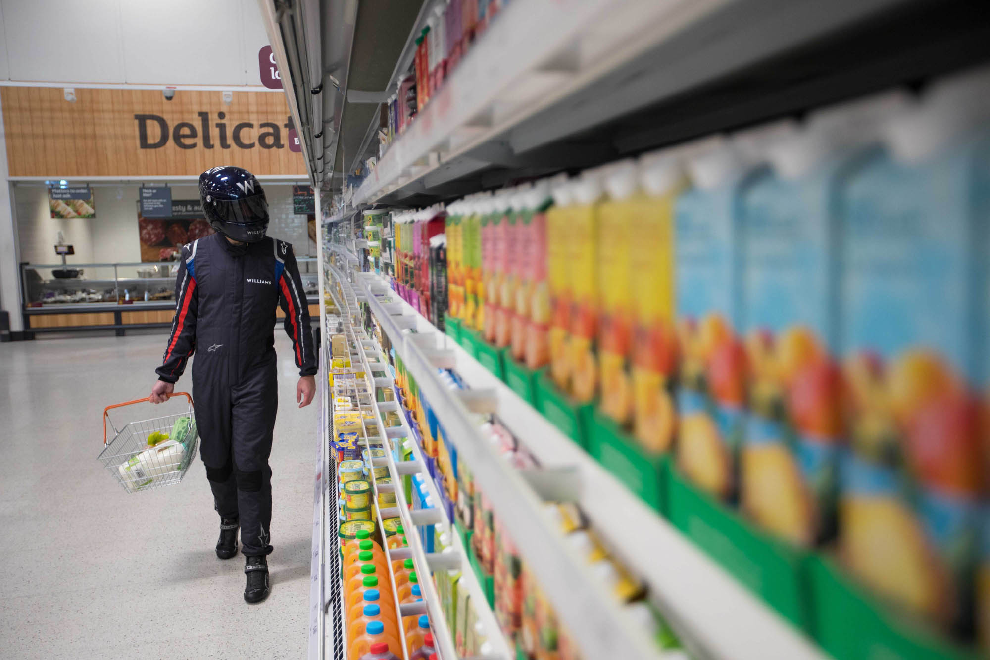 Sainsbury's to use technology developed in F1 to cool fridges (Sainsbury's)