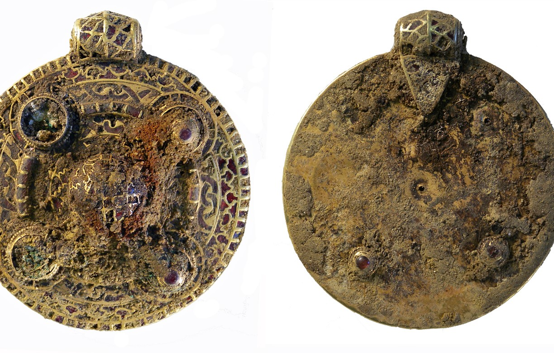 Winfarthing pendant (British Museum)