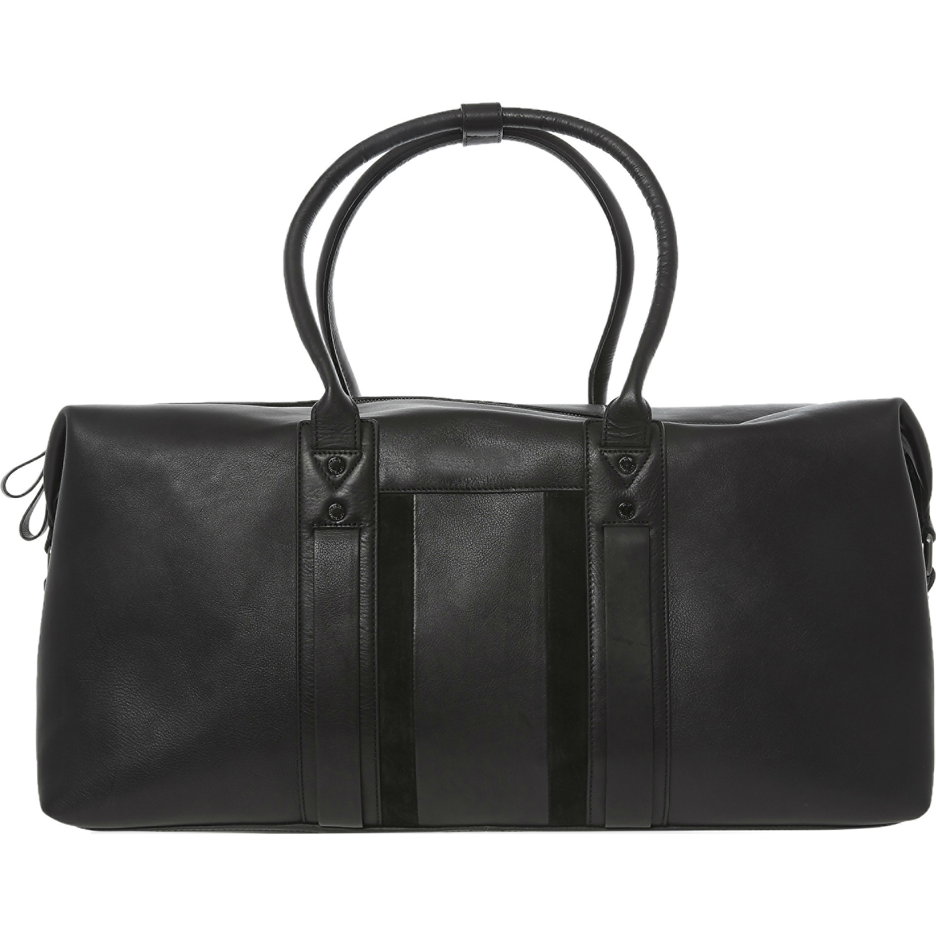 Paul Costelloe Black Leather Holdall