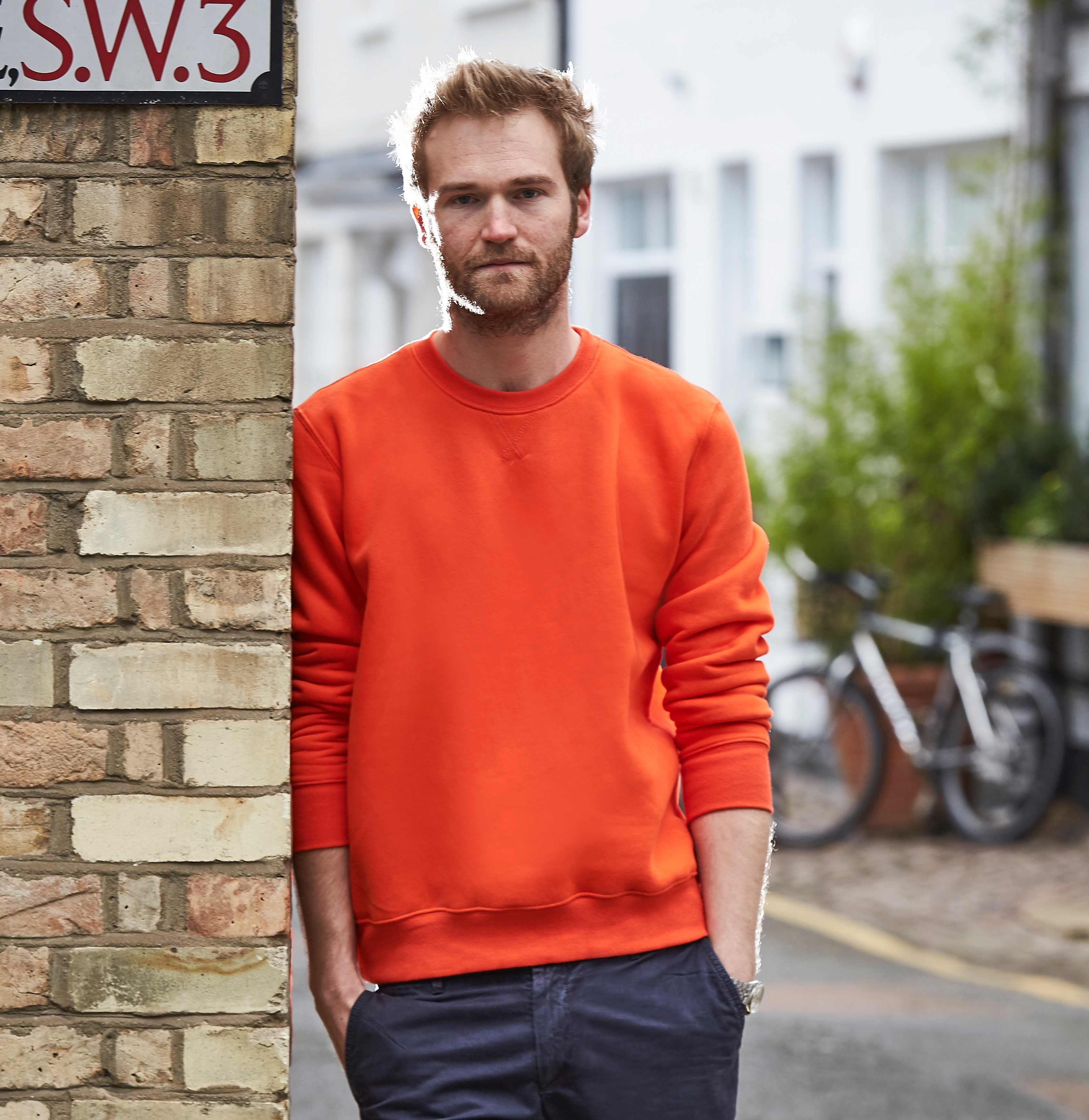 Tom Cridland Seville Orange 30 Year Sweatshirt