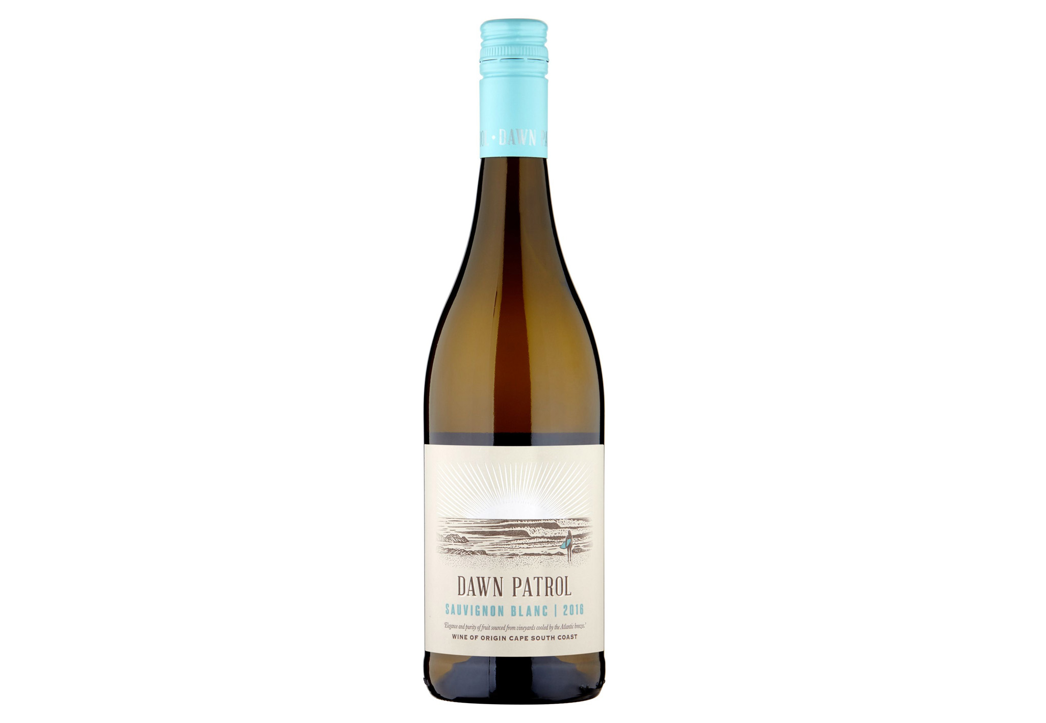 Dawn Patrol Sauvignon Blanc, South Africa (Waitrose/PA)