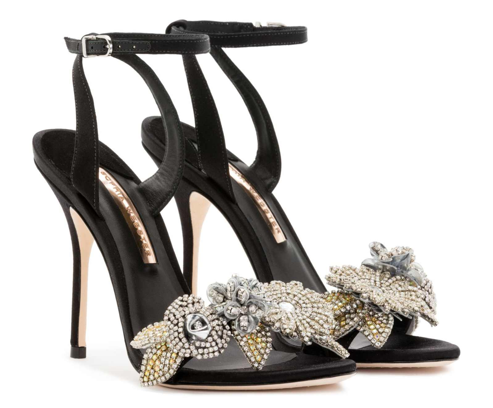 Sophia Webster Lilico Crystal Sandals