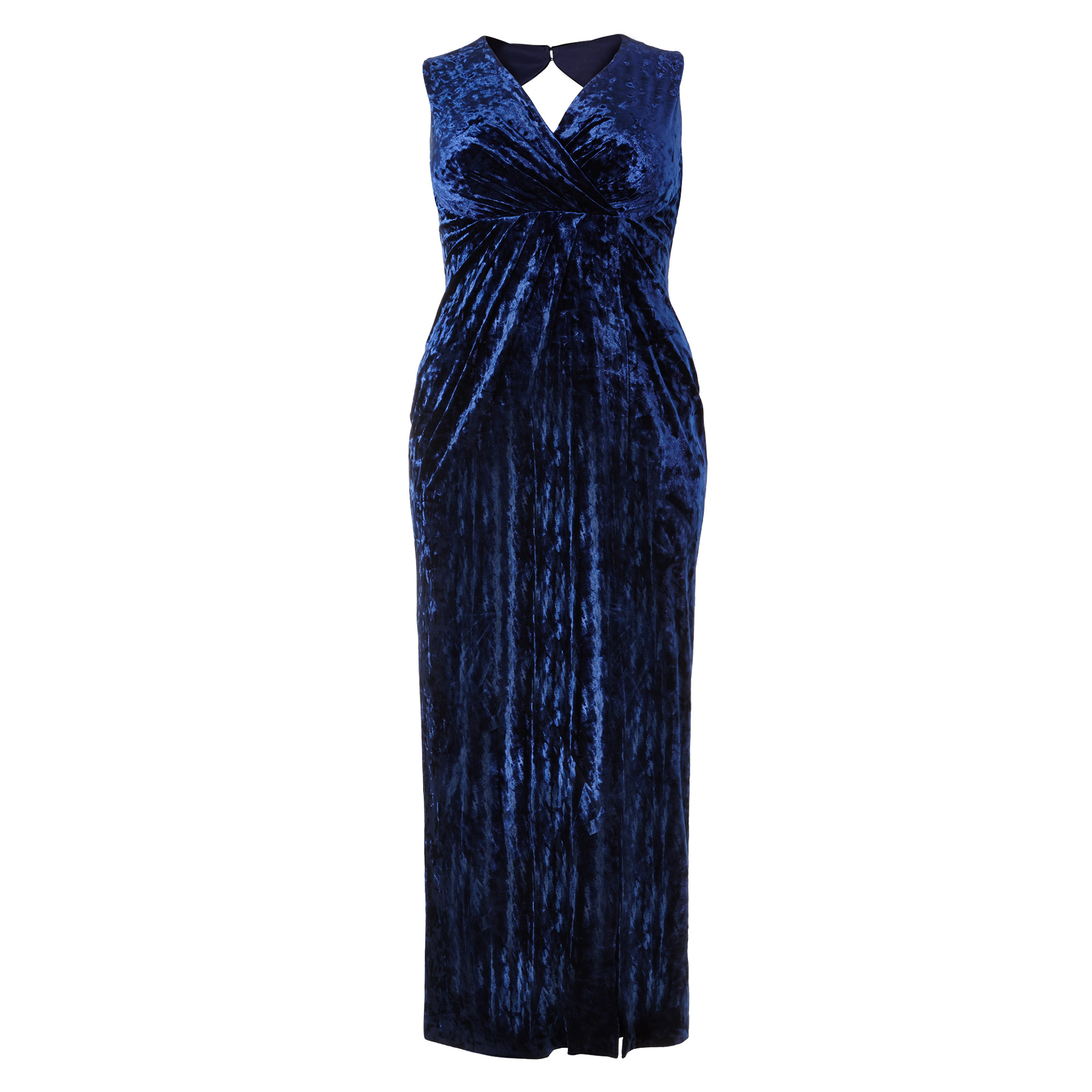 Studio 8 Katie Velvet Maxi Dress (Studio 8/PA)